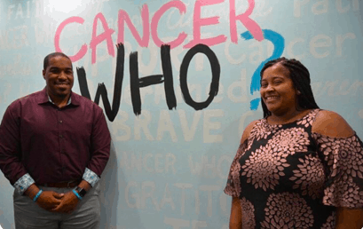 A couple out of Philadelphia has started the first and only black-owned cancer support center.