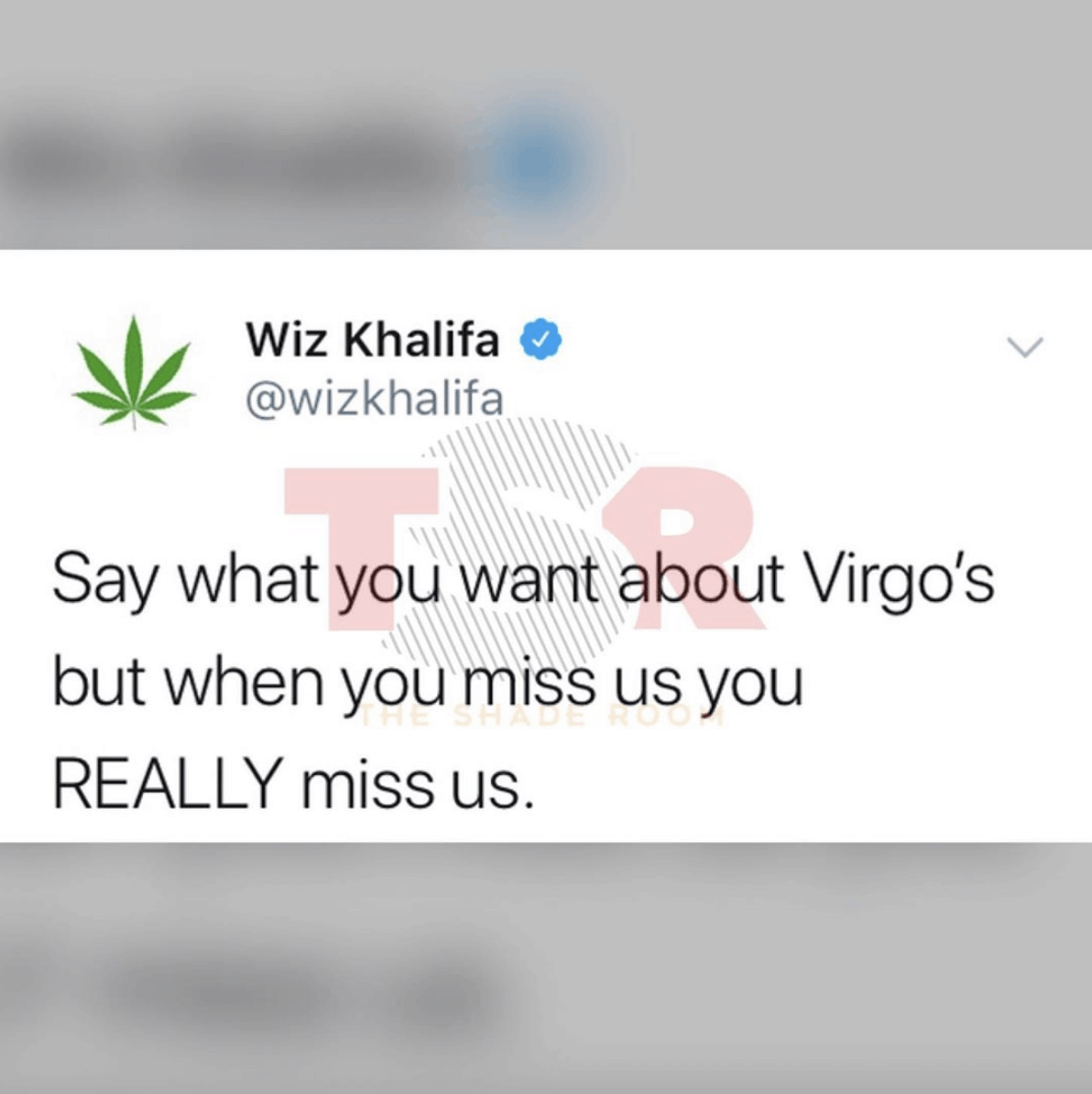 Wiz and Virgos