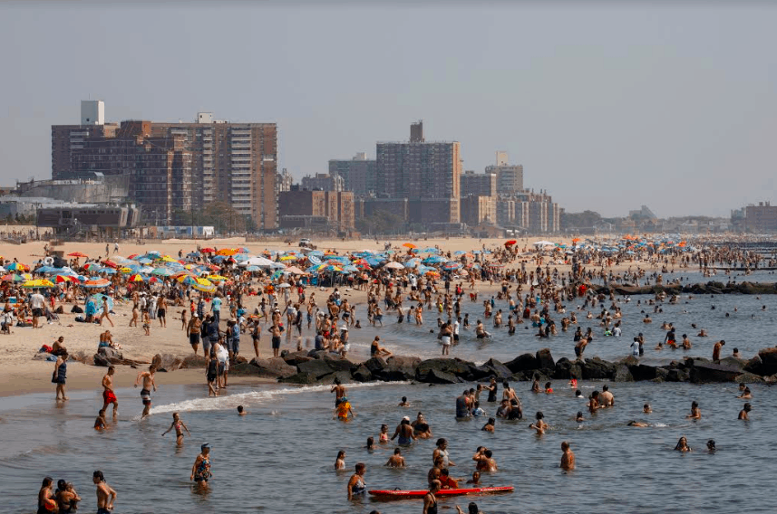 July 2019 Made History Being The Hottest Month Ever On Earth