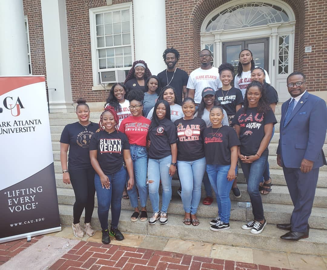 Two Black female restaurant owners and Clark Atlanta University graduates helped pay off the balances of 30 Clark Atlanta seniors.