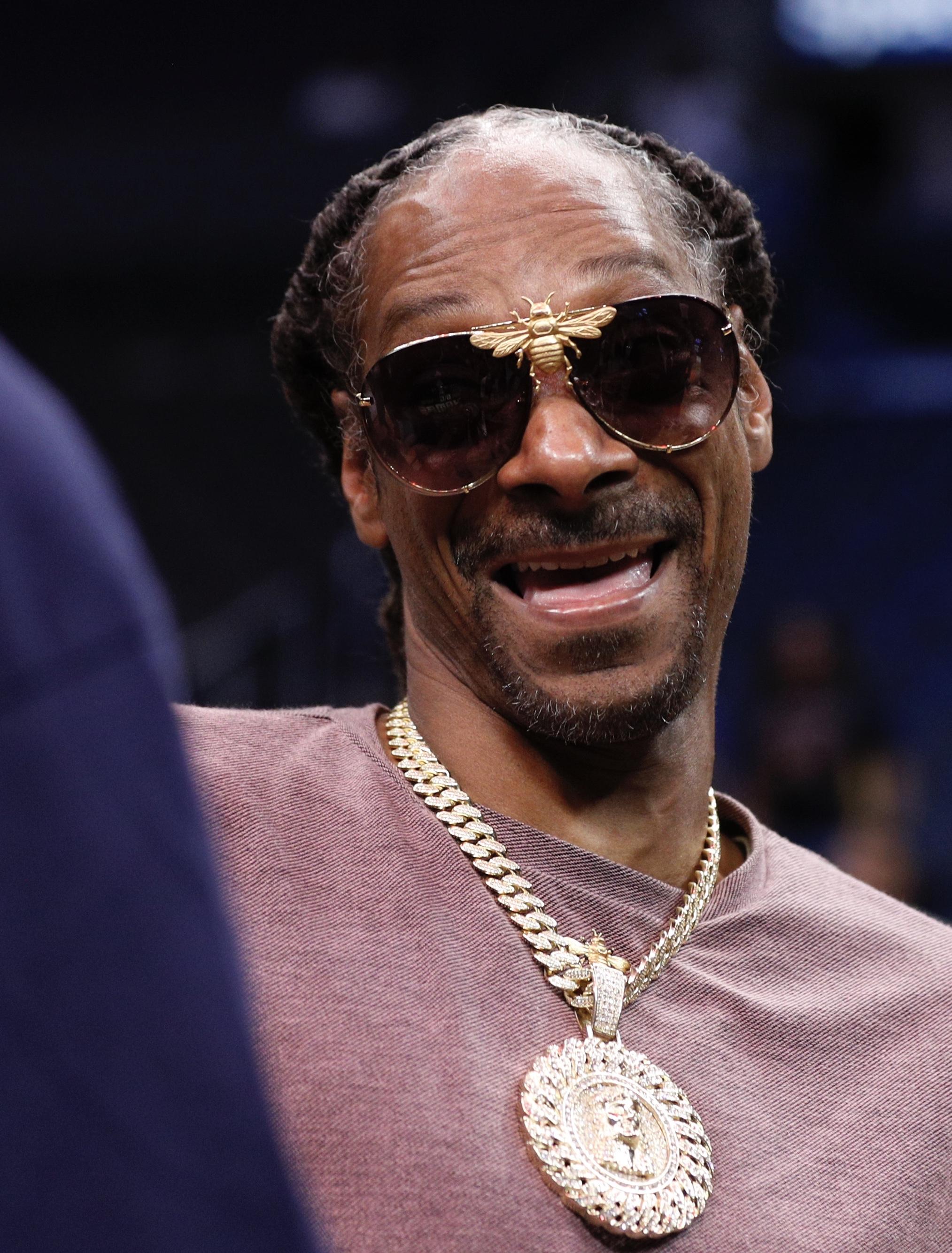 Snoop Dogg Performs at University of Kansas