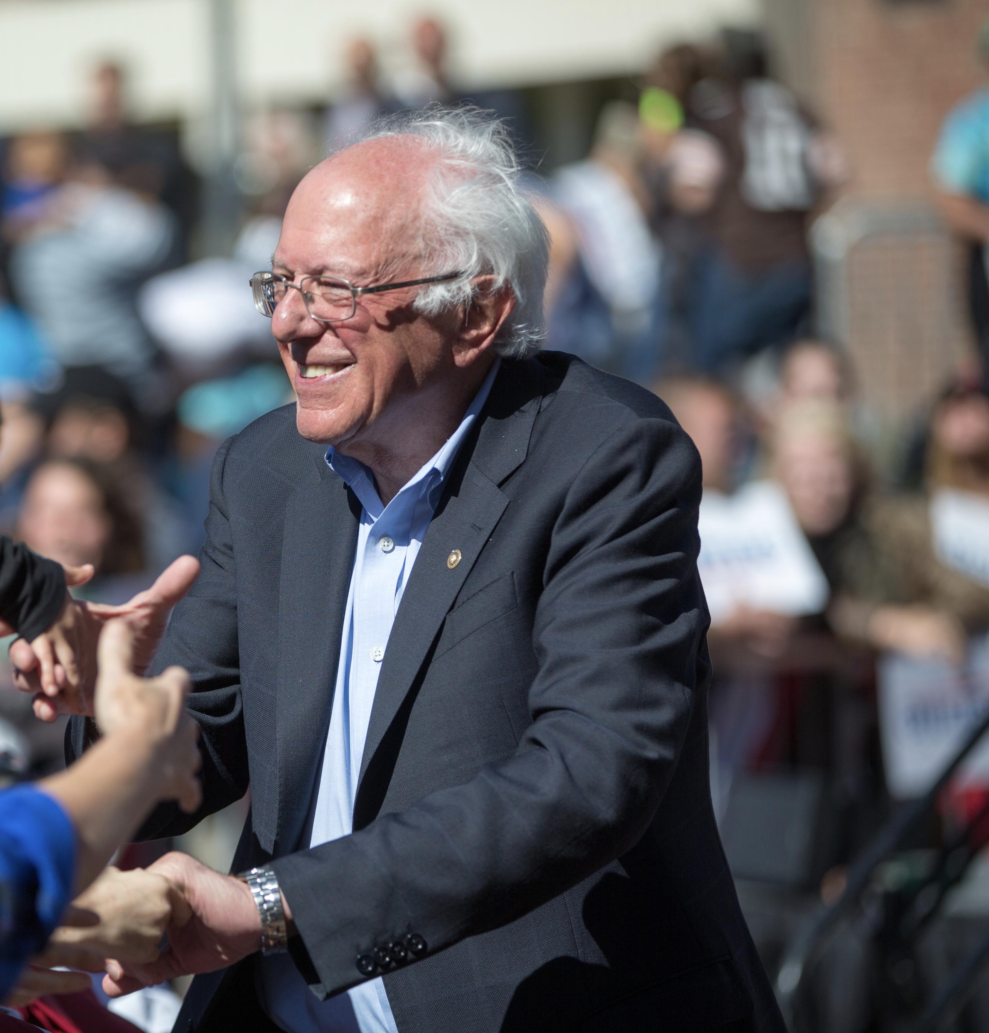 Bernie Sanders Suffers Heart Attack
