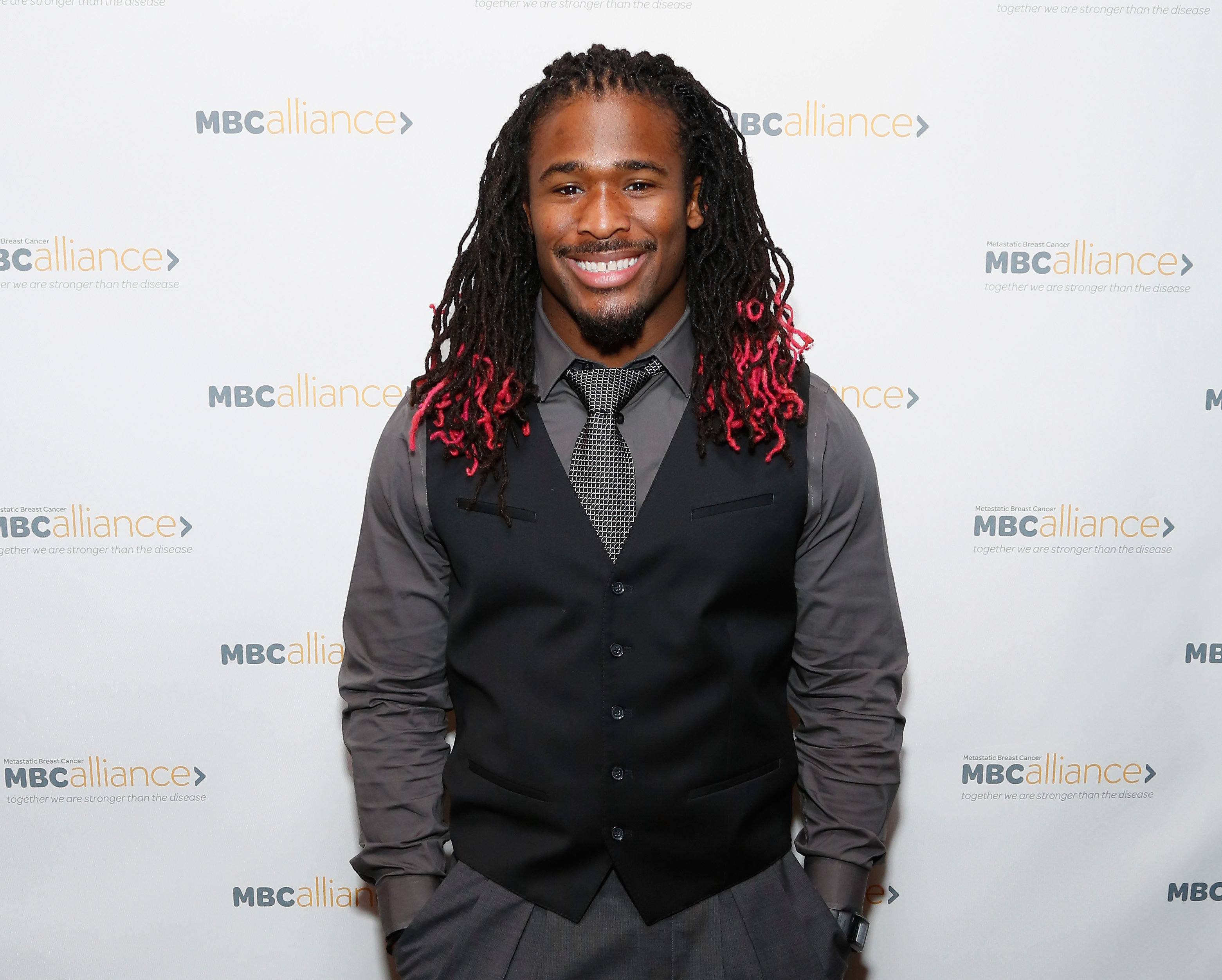 DeAngelo Williams has sponsored more than 500 mammograms for women in honor of his late mother, who passed away from breast cancer.