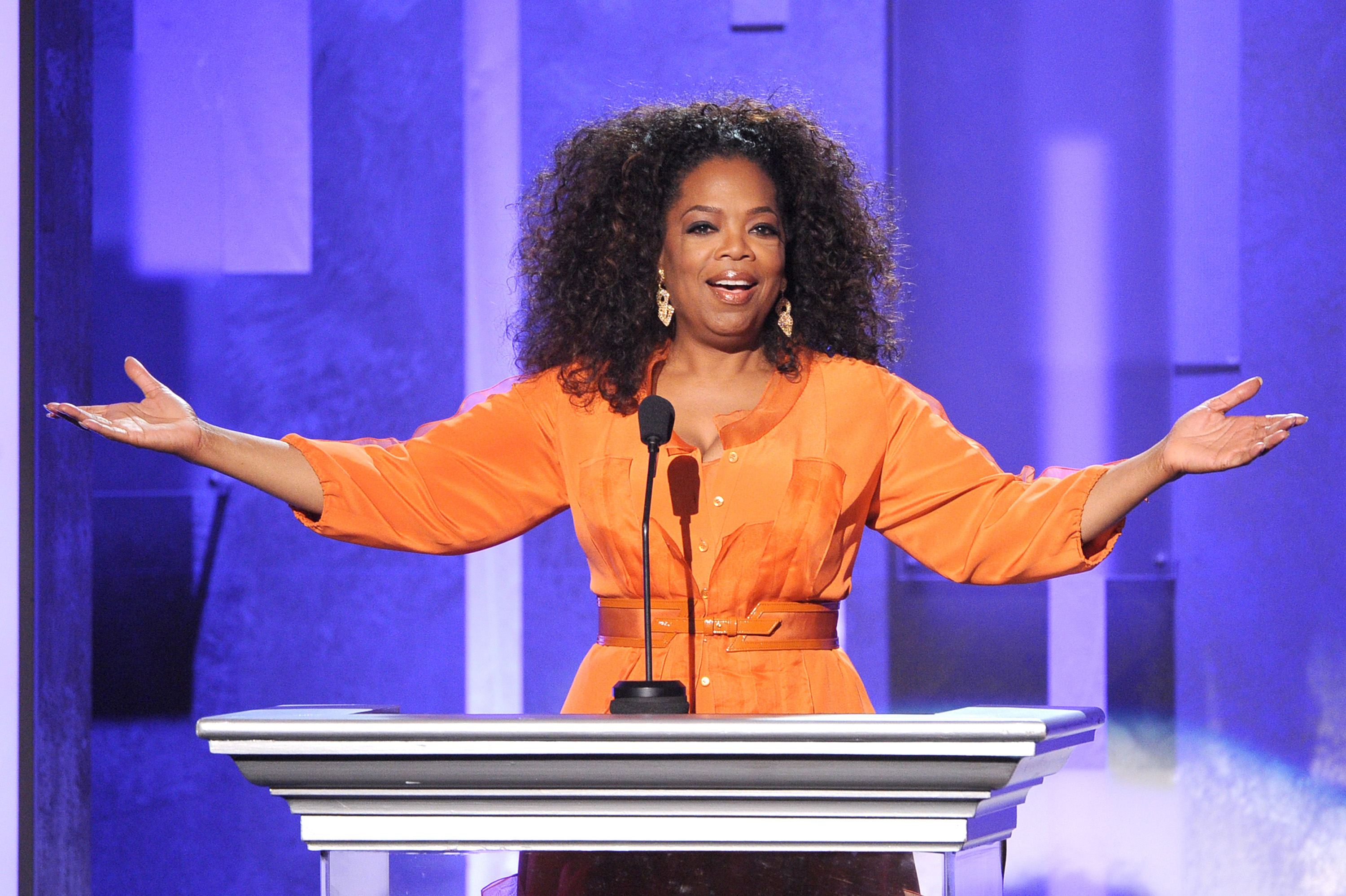 Oprah Winfrey celebrated the 30th anniversary of her scholarship fund at Morehouse College and made an additional $13 million donation to the program.