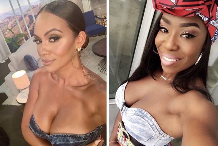 "Evelyn Lozada is suing her ""Basketball Wives"" co-star OG for defamation after OG called Evelyn a ""racist bigot"" on her social media platforms."