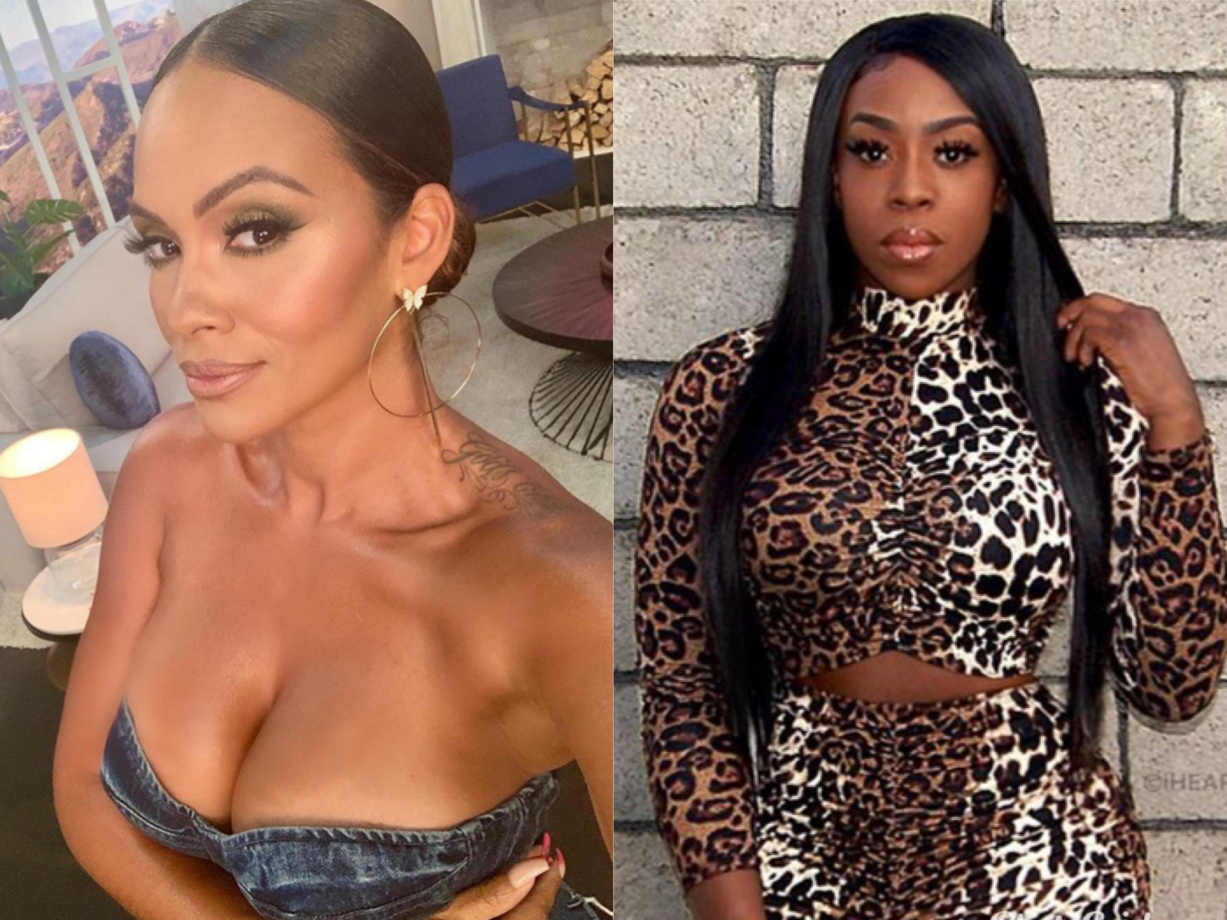 Evelyn Lozada filed for a restraining order against her Basketball Wives co-star OG Chijindu. However, a judge has denied her restraining order.