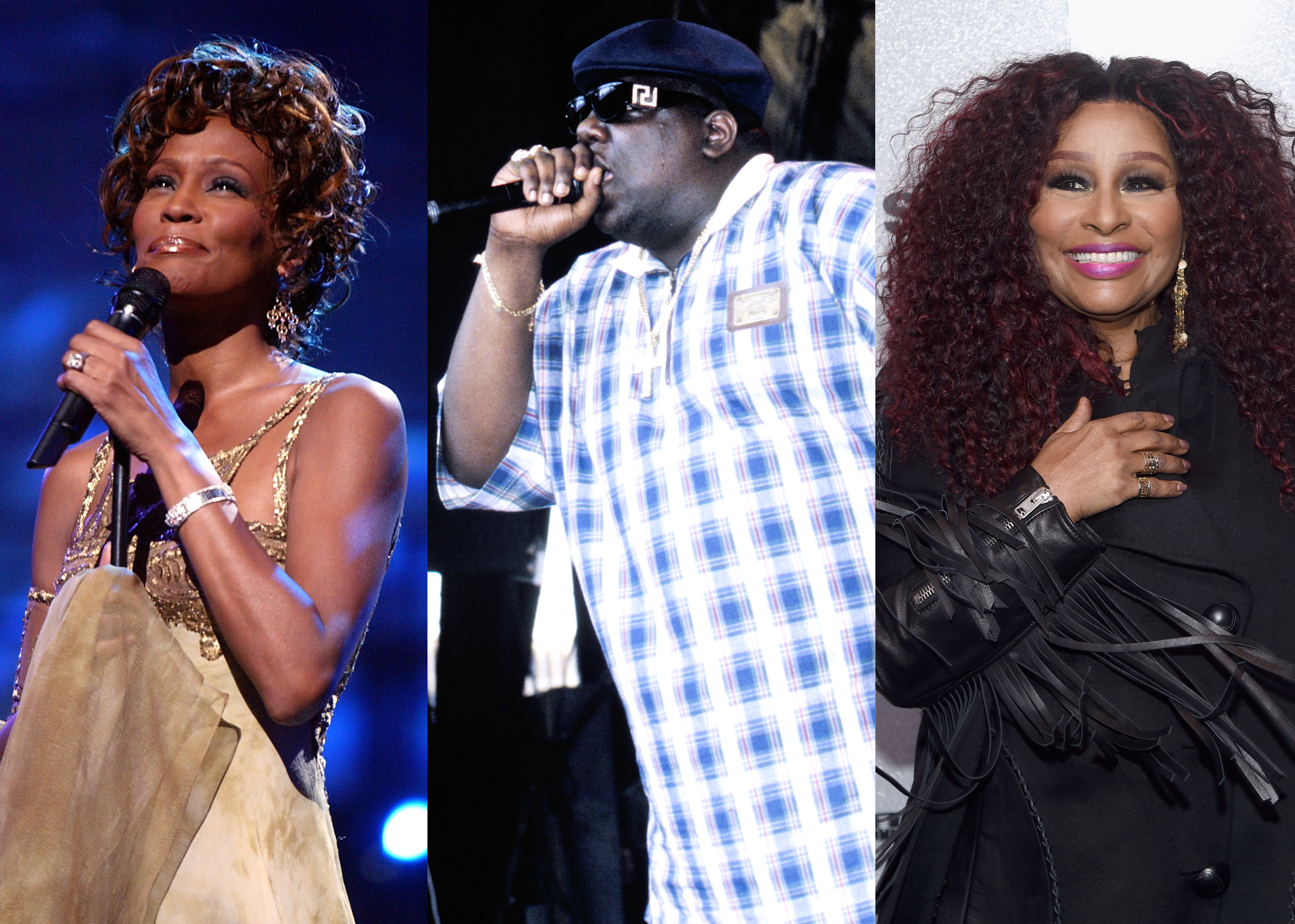 The nominees for the 2020 Rock & Roll Hall of Fame has been released and Chaka Khan, Whitney Houston and The Notorious B.I.G are among the nominees