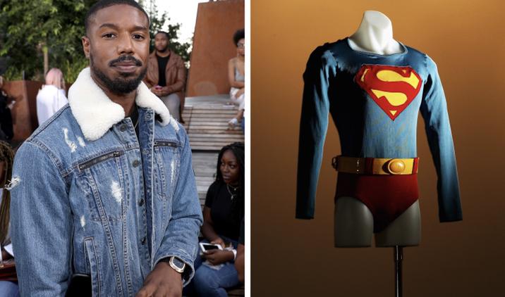 Michael B. Jordan in talks to play Superman
