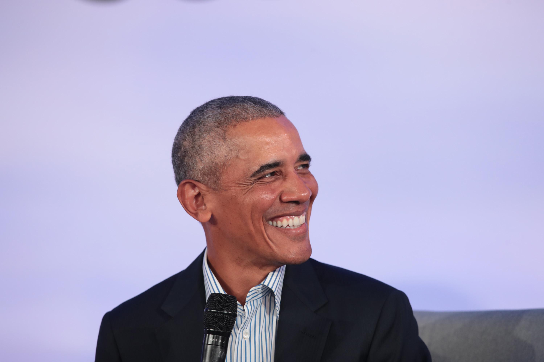 Barack Obama says women are better leaders than men
