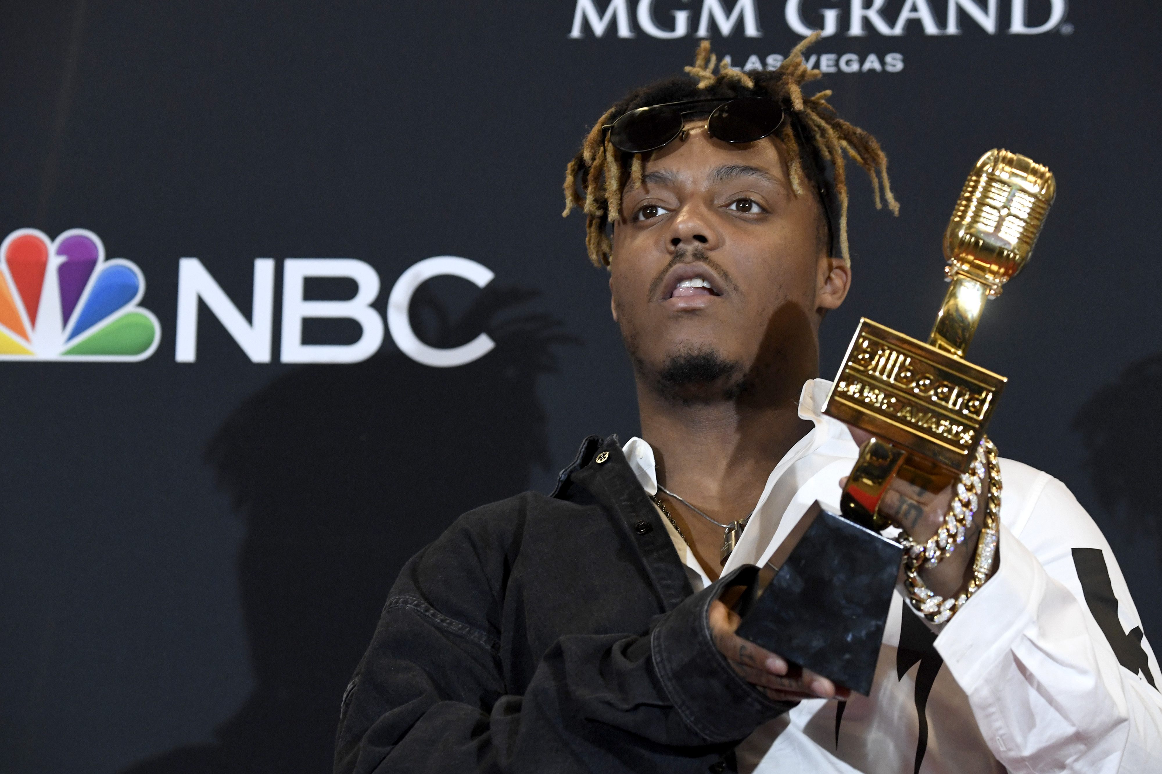 Juice Wrld's mother spoke out for the first time since his unfortunate passing, she spoke on addiction and expressed she helps his story helps others.