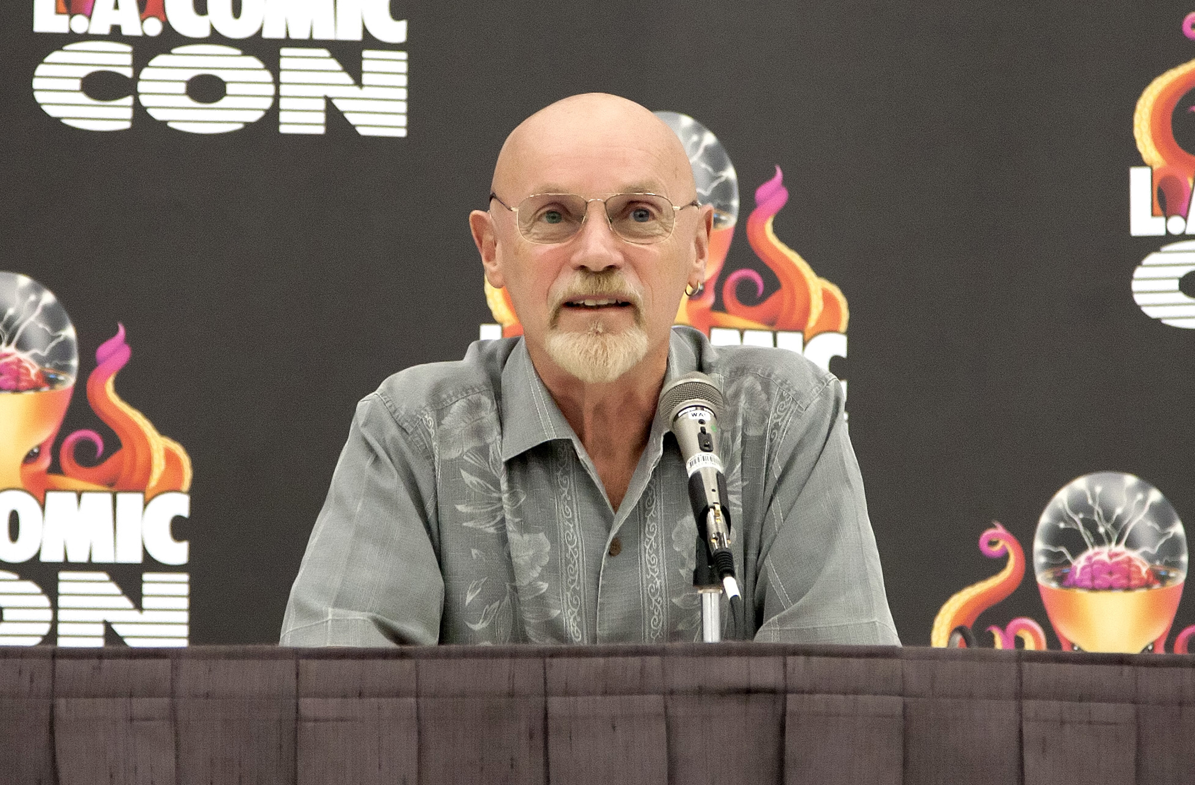 Jim Starlin, the creator of the Marvel character Thanos expressed how violated he felt after seeing Donald Trump portrayed as the character.