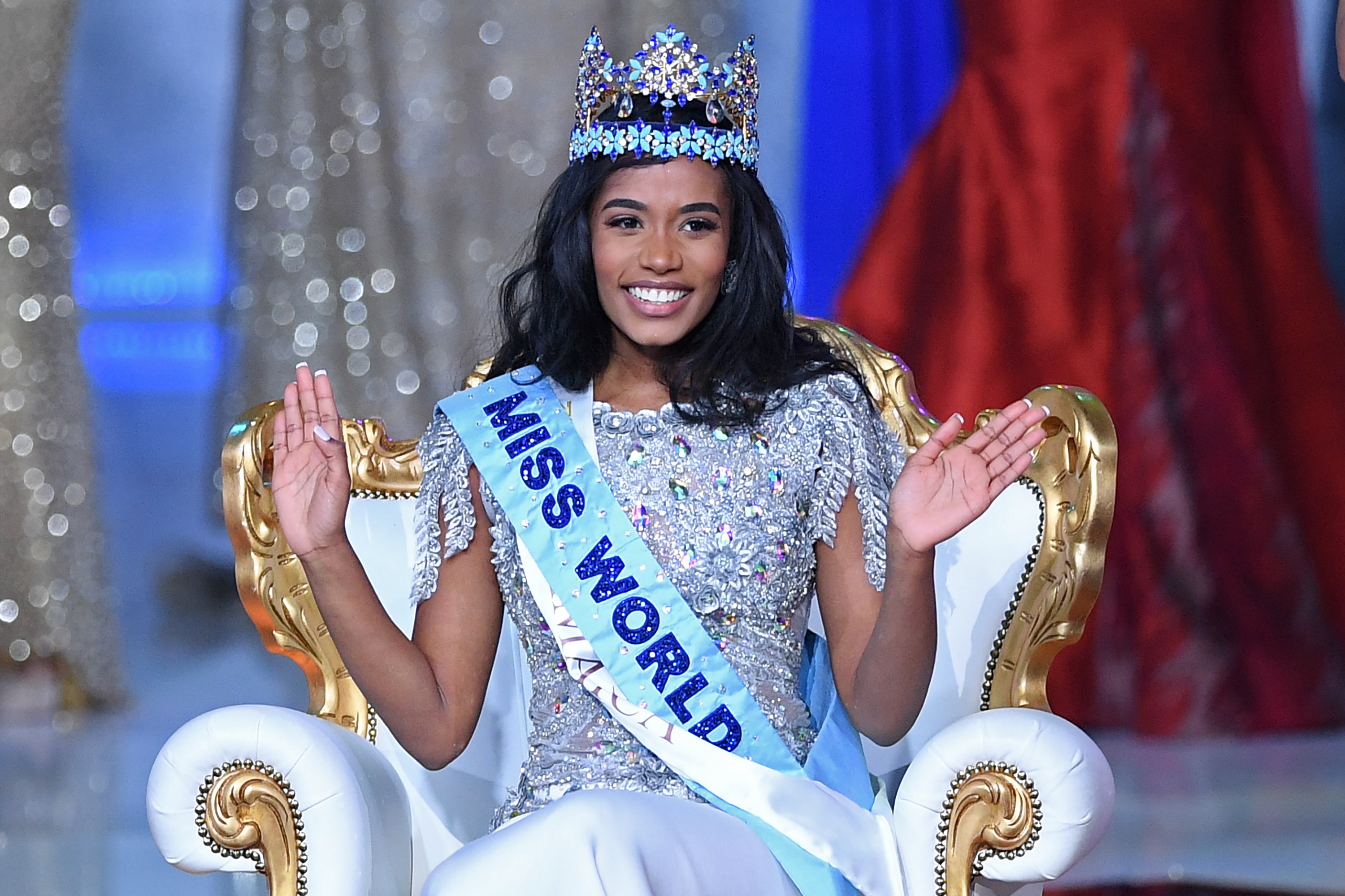 Toni-Ann Singh of Jamaica was named Miss World, making her the latest black woman to hold a huge beauty pageant title in 2019.