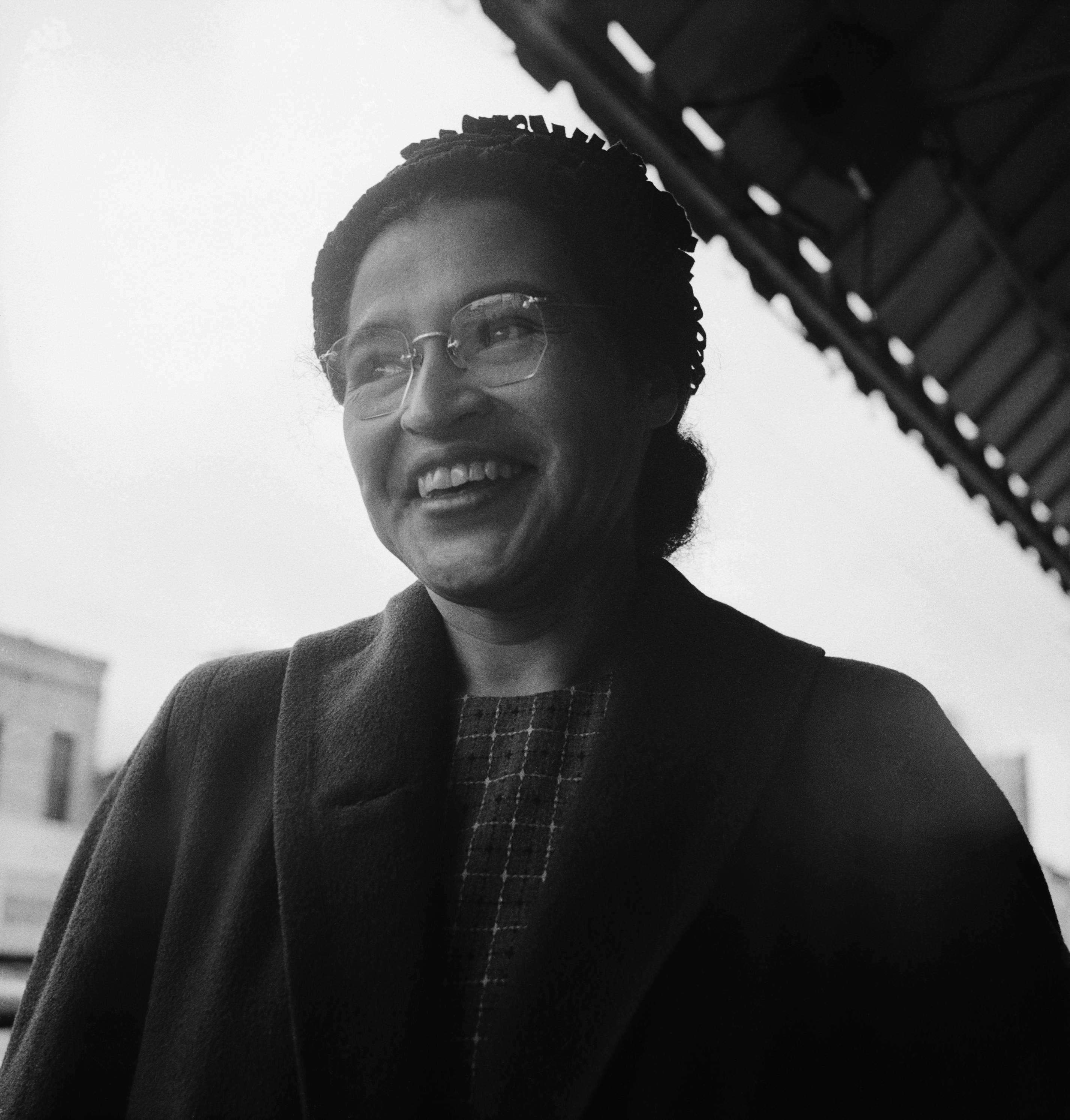 Rosa Parks was honored with a statue in Montgomery, AL during the second annual Rosa Parks Day, which happened 64 years after she made history.