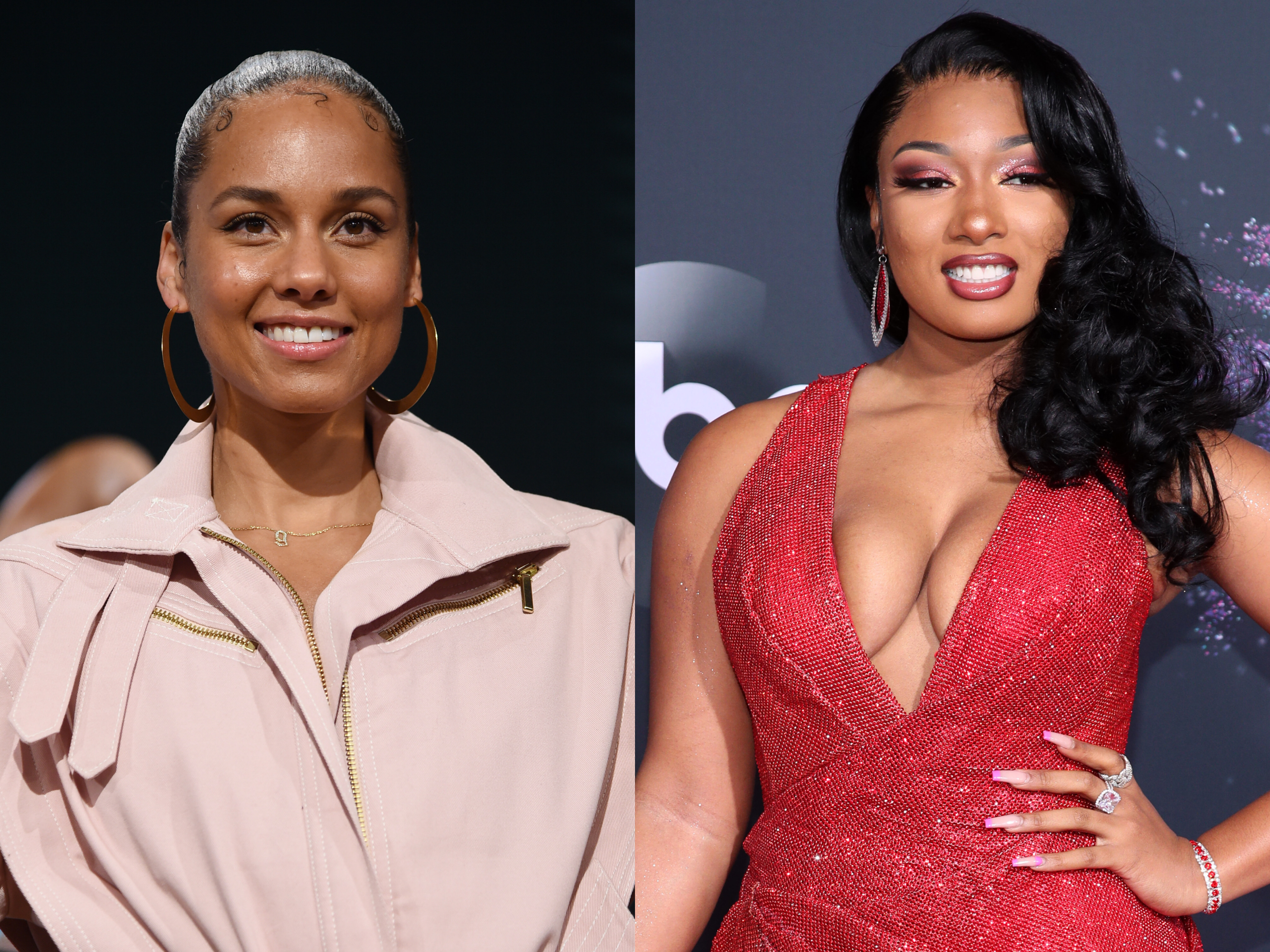 Megan Thee Stallion and Alicia Keys are among the many honorees for Billboard's 2019 Women In Music celebration happening this month.