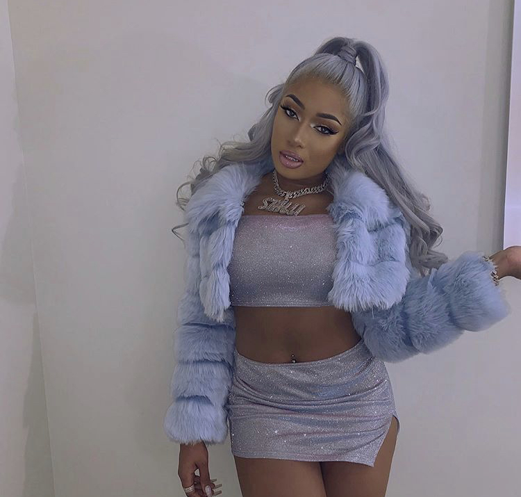 Megan Thee Stallion talks about her first holiday season without her mother and grandmother and offers so encouragement to others.