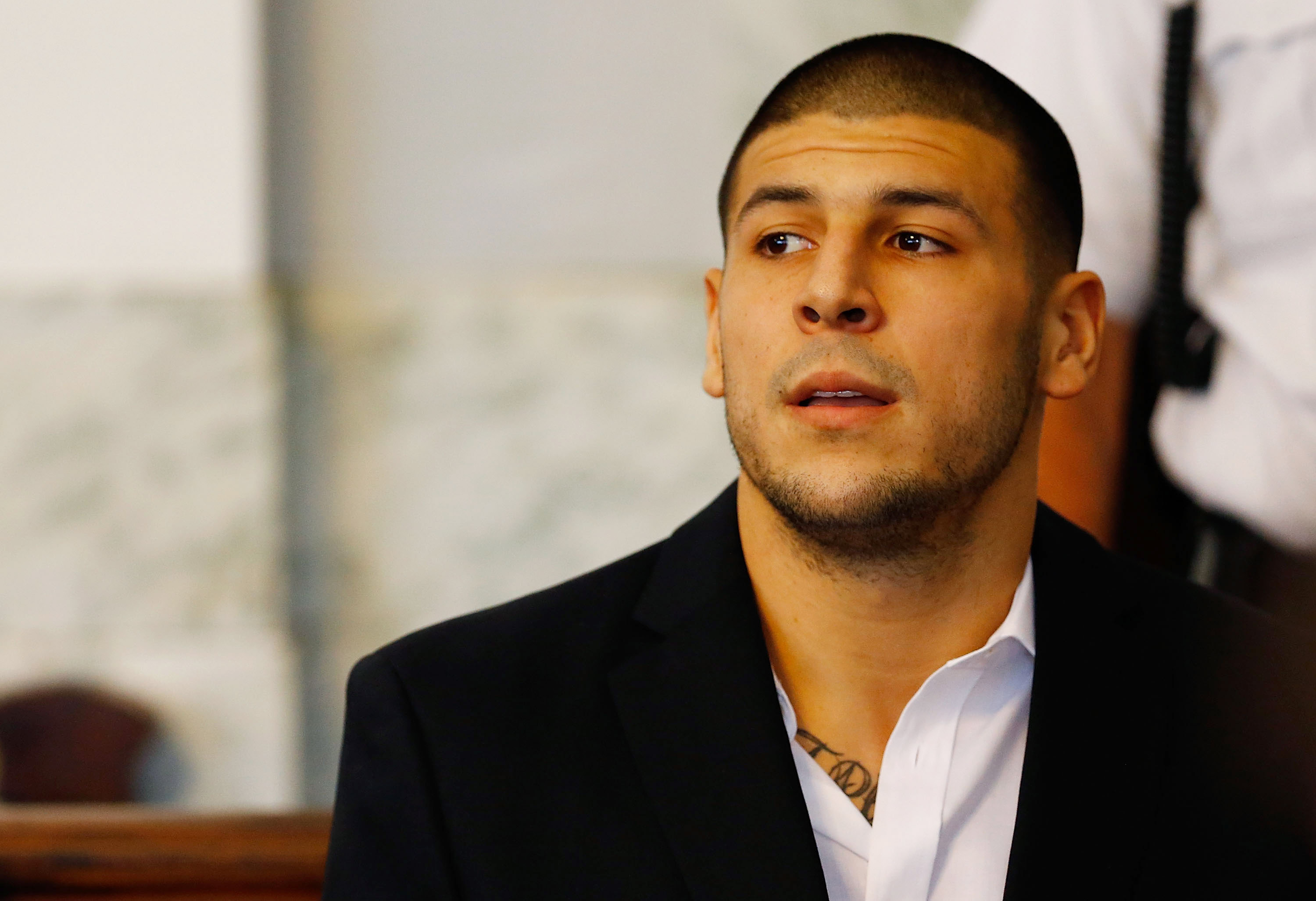 Aaron Hernandez's attorney denies claims that he took his life due to his struggle with his sexuality.