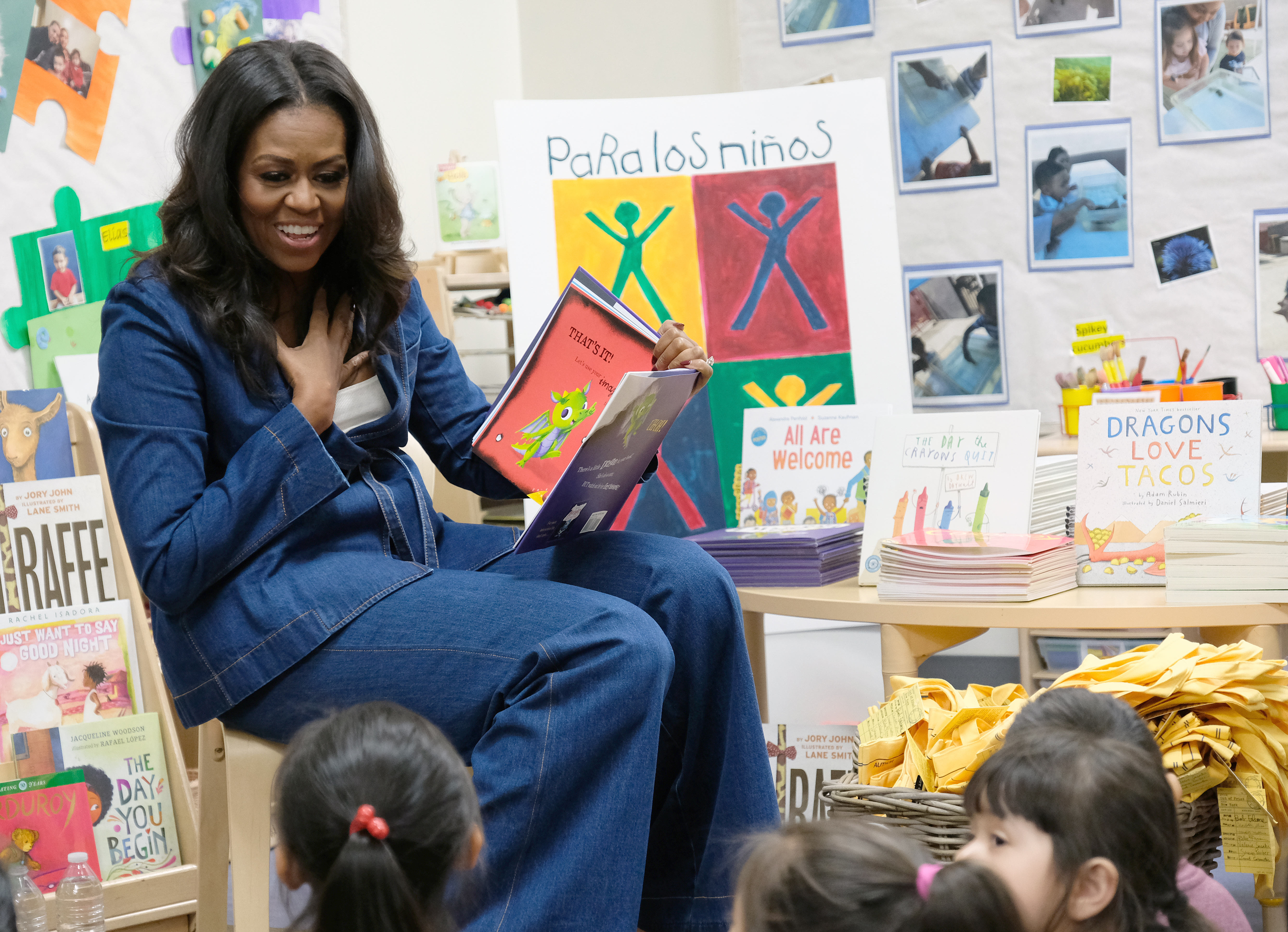 Michelle Obama will have yet another school named after her, an elementary school in Northern California will now be called Michelle Obama Elementary School.