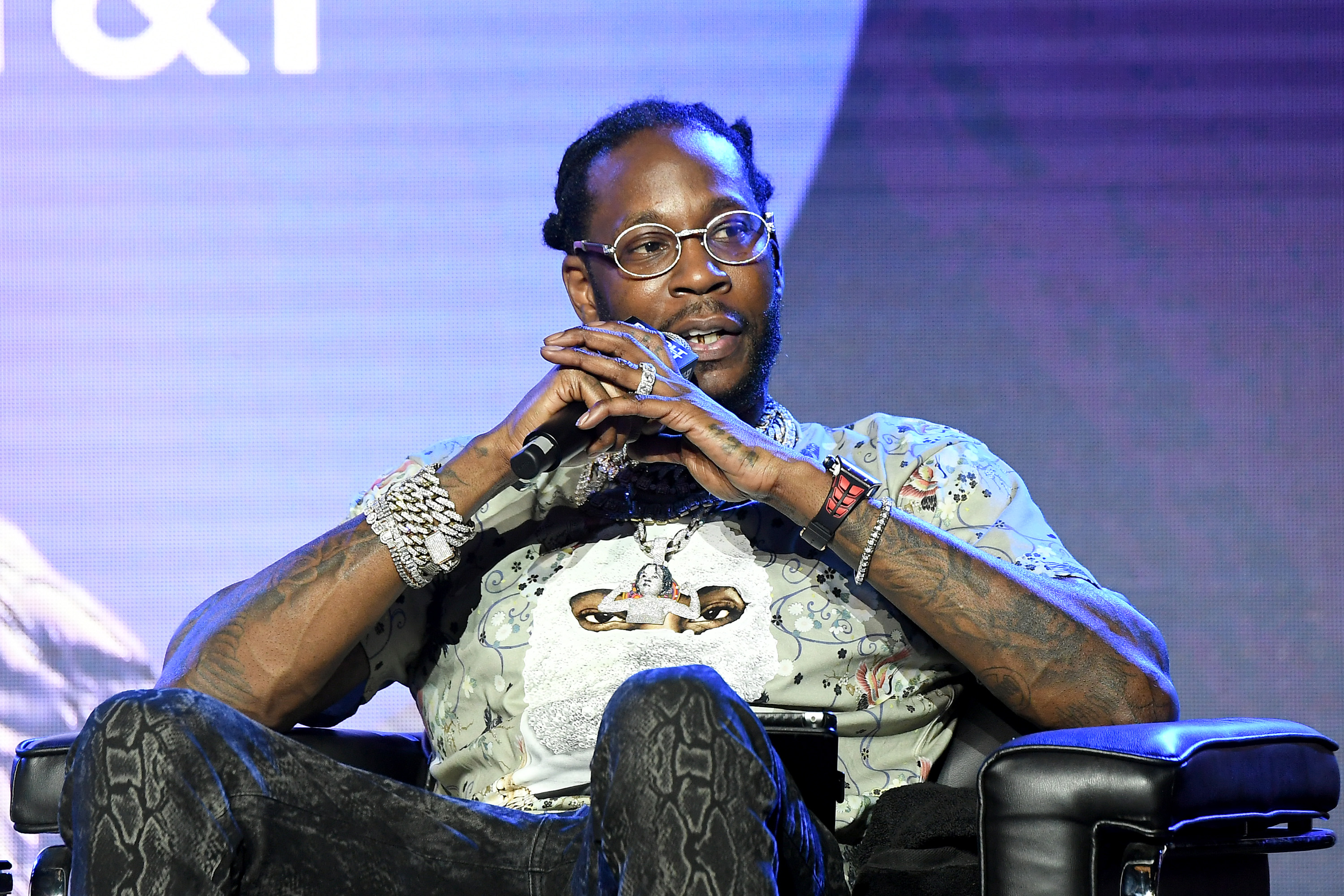2 Chainz used his real life experiences to explain why being successful could be dangerous in the wake of Pop Smoke's passing.