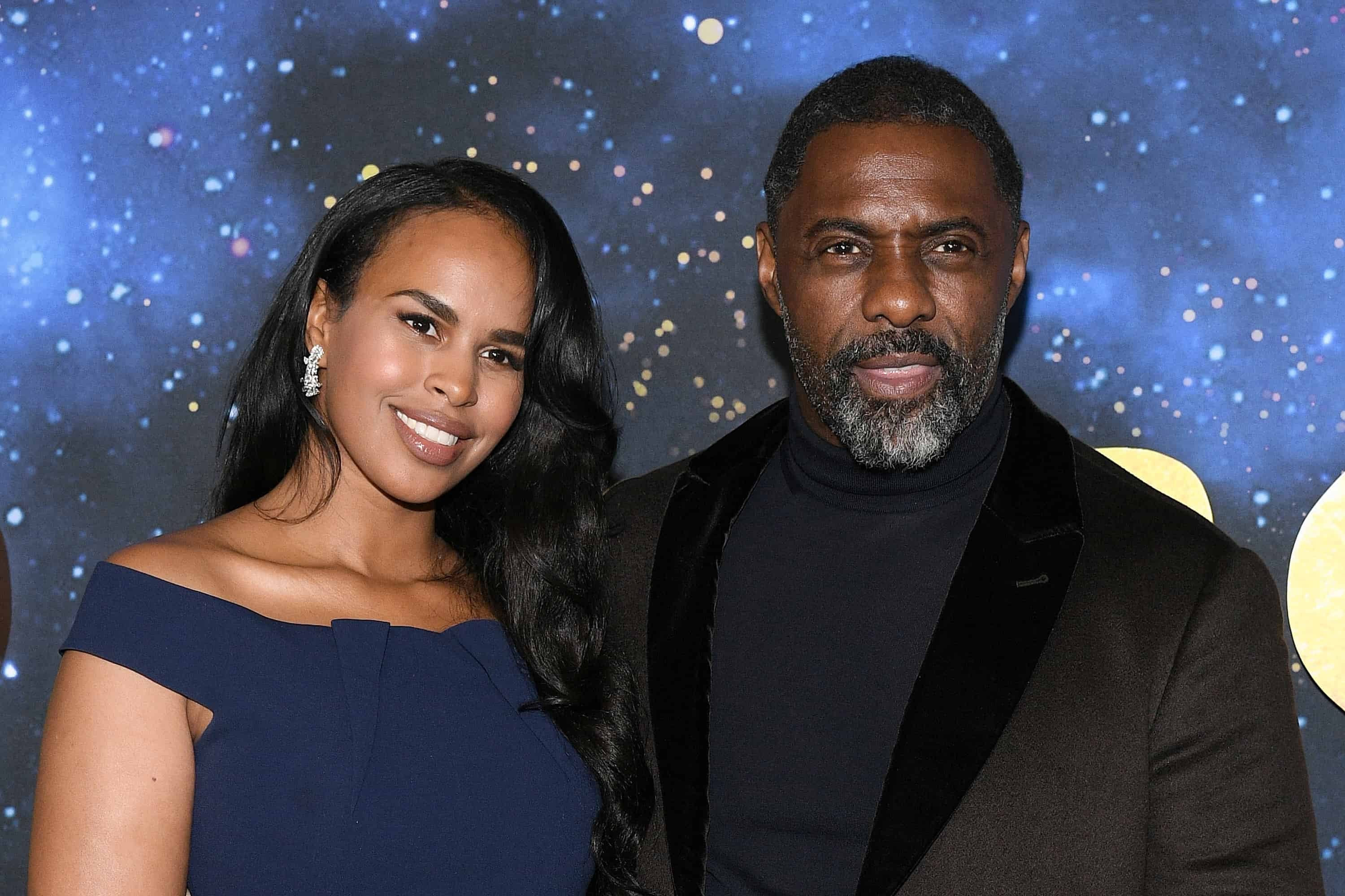 Idris Elba's wife Sabrina Elba reveals that she has tested positive for coronavirus a week after her husband's positive diagnosis.