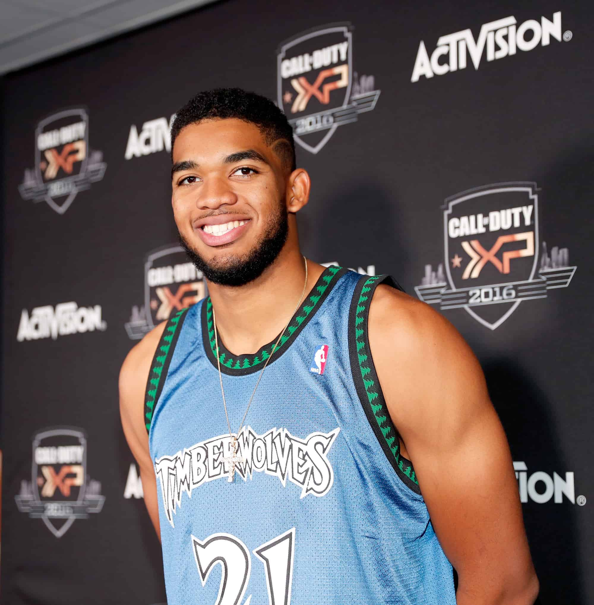 Karl-Anthony Towns reveals in an emotional video that his mother is now in a medically induced coma after testing positive for the coronavirus.