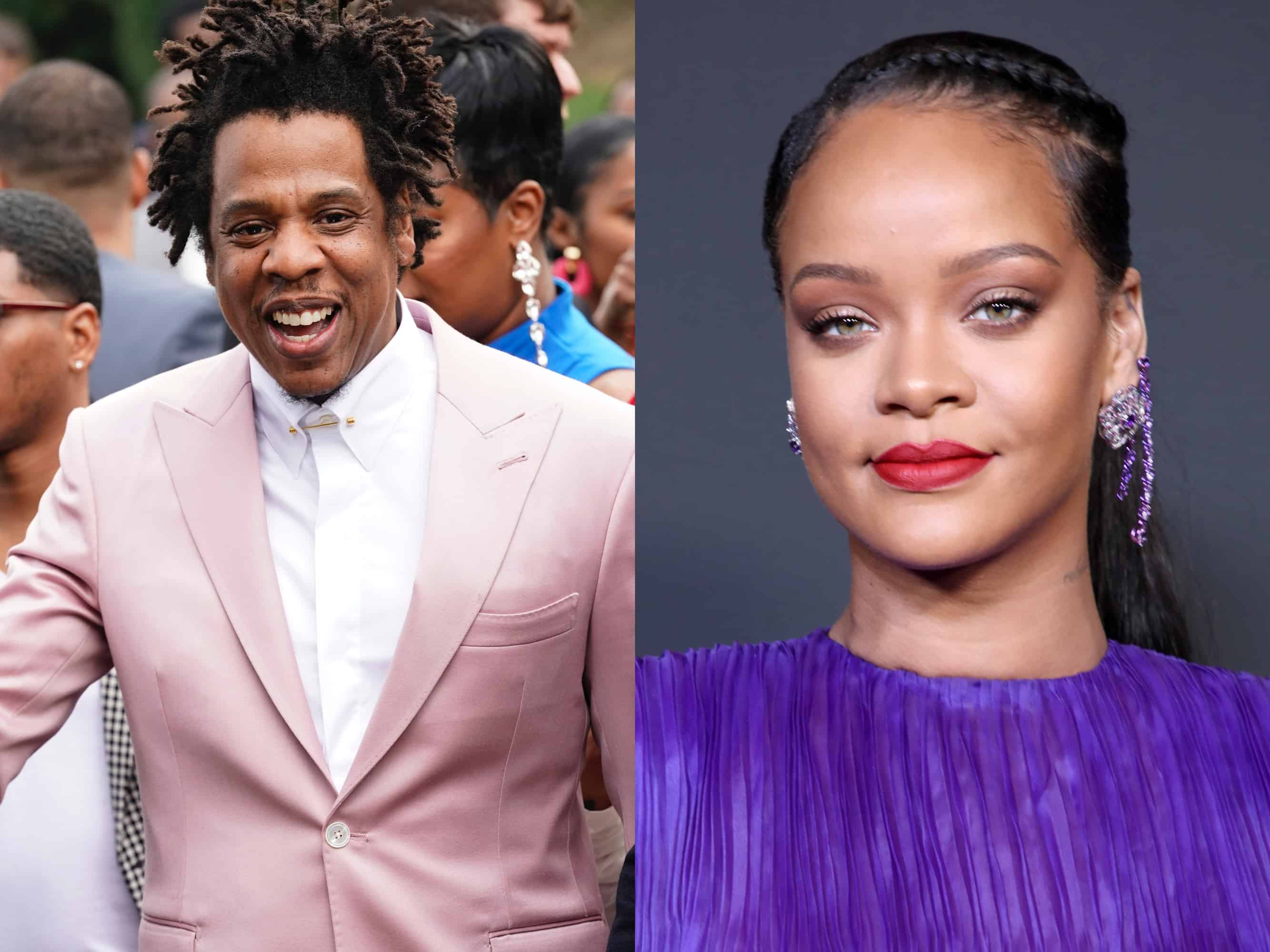Jay-Z and Rihanna have teamed up through their foundations to make a $2 million donation to help with the relief for the coronavirus.
