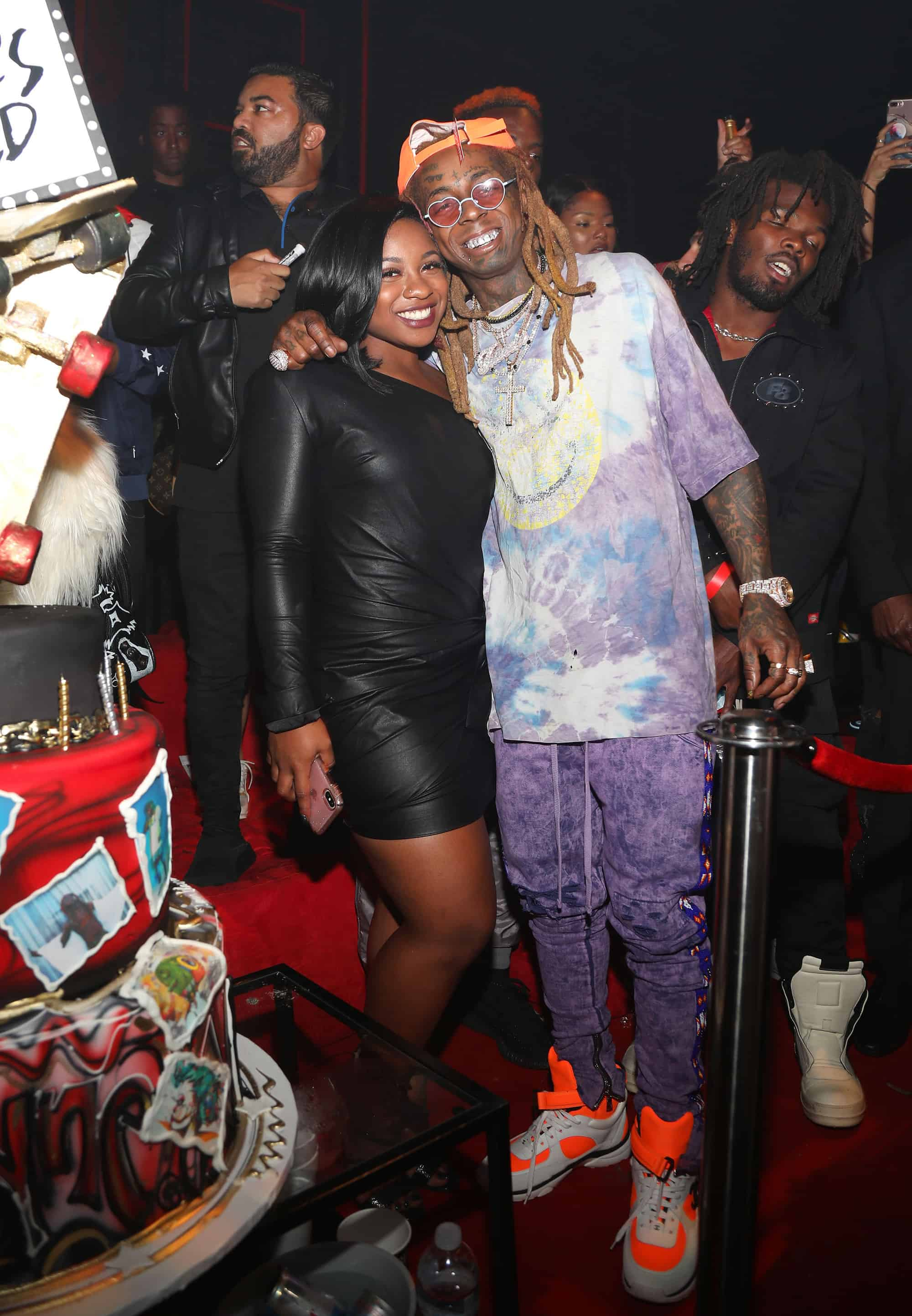 Reginae Carter S Tik Tok Re Enactment Of Lil Wayne S Unforgettable Deposition Tape Reminds Us That She S Truly Her Father S Child The Shade Room