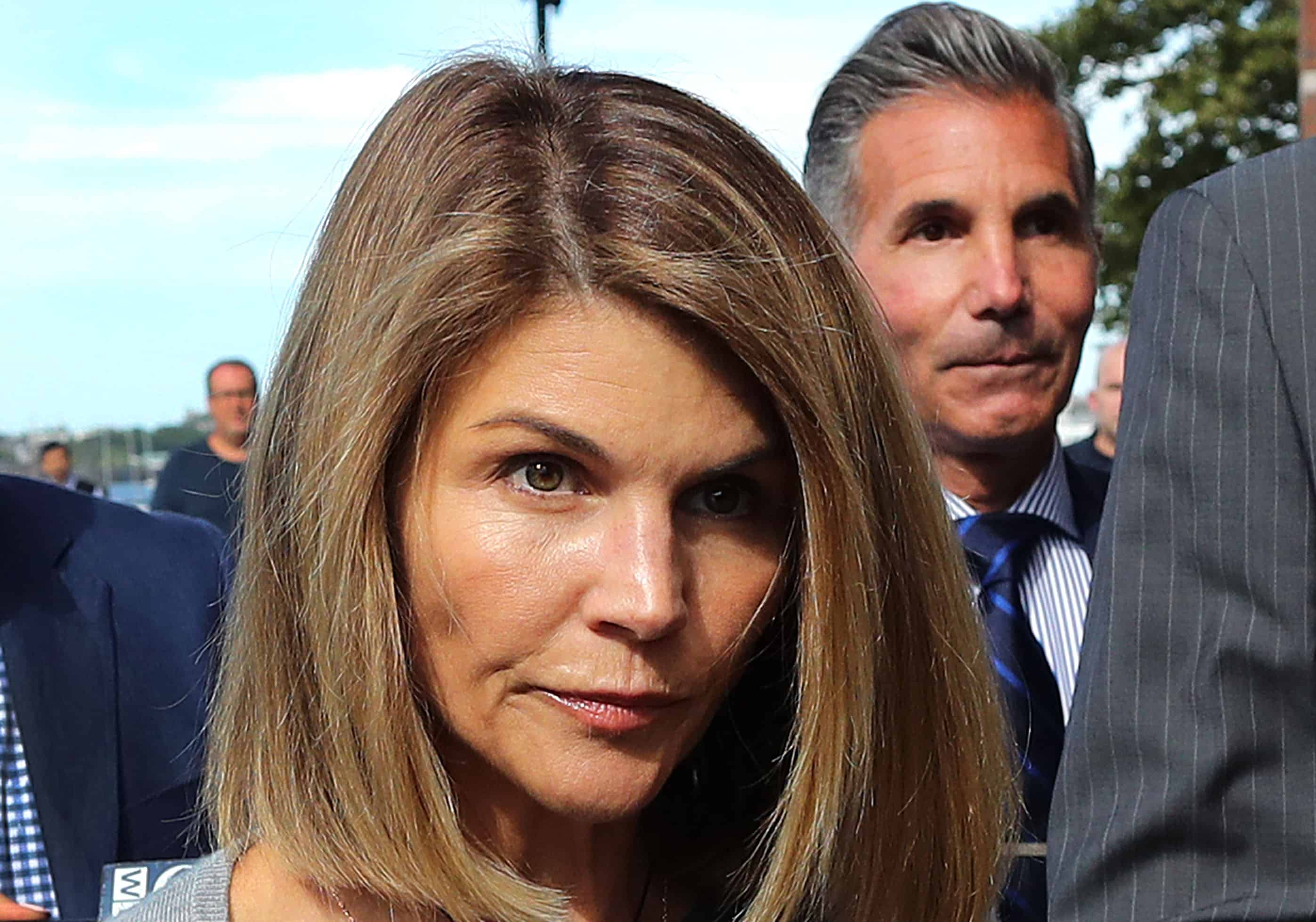 Lori Loughlin and her husband Mossimo Giannulli have agreed to plead guilty in the college admission scandal which involved their daughters admission to USC.