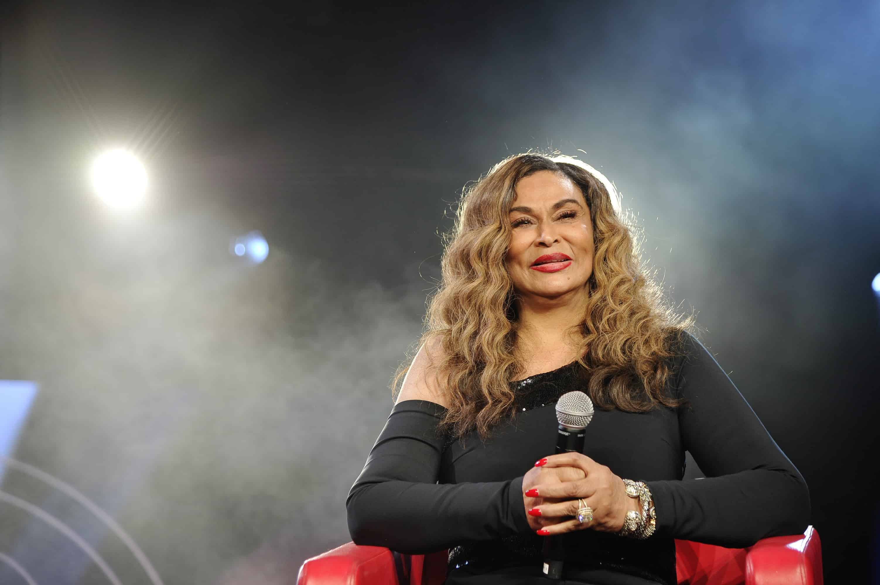 Tina Lawson took to Instagram to show off her dance moves to the Savage Remix which features her eldest daughter Beyoncé.