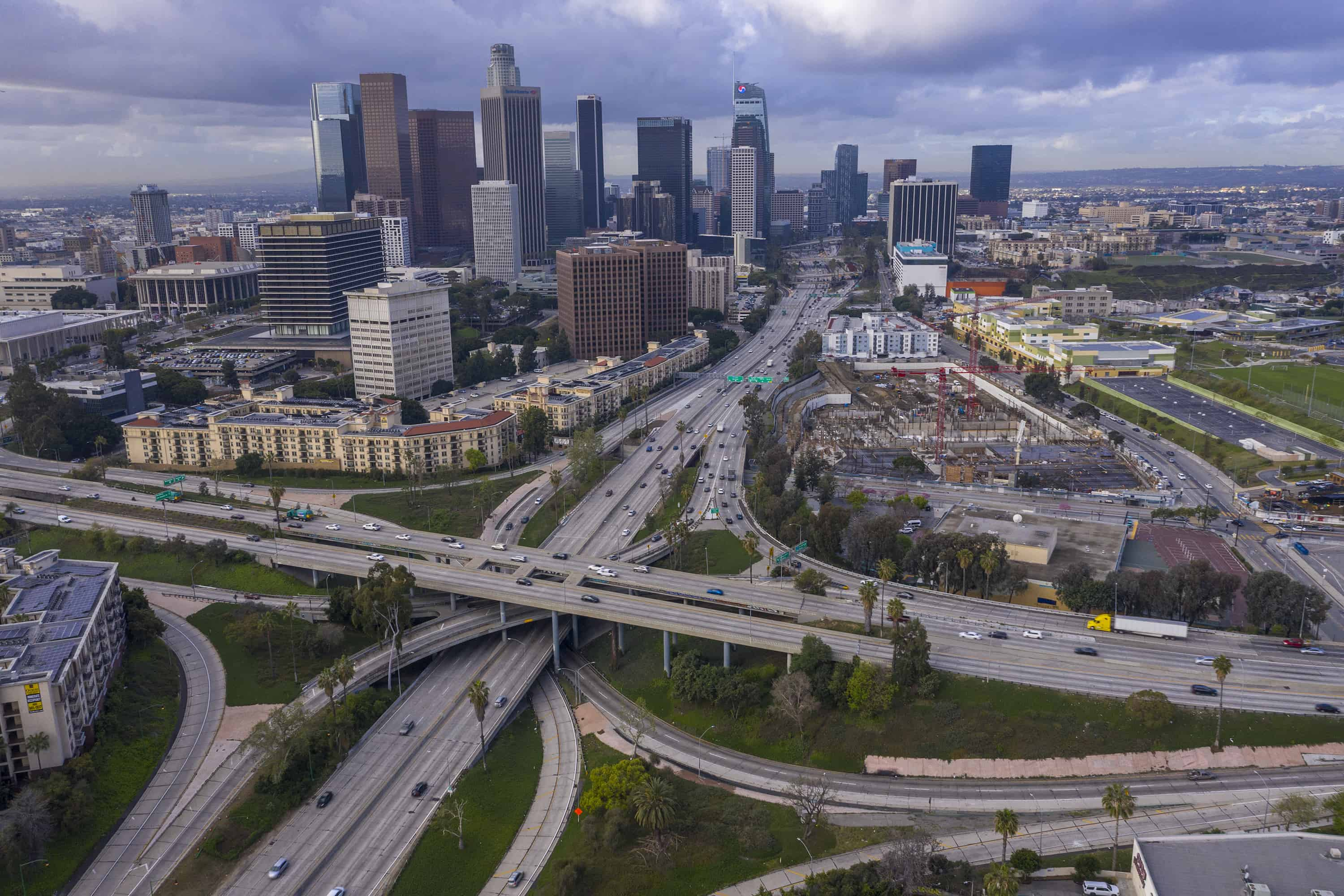 Los Angeles County's stay-at-home order would likely be extended until July as they countine to work on flattening the curve.