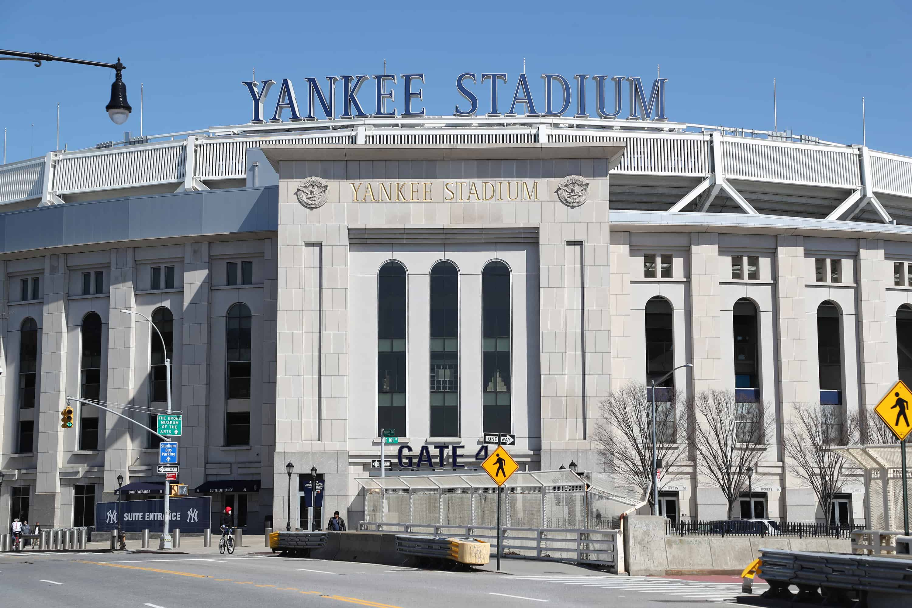 As New Yorkers try to figure their new normal after the pandemic has changed the city, a drive-in event will take place outside of Yankee Stadium.