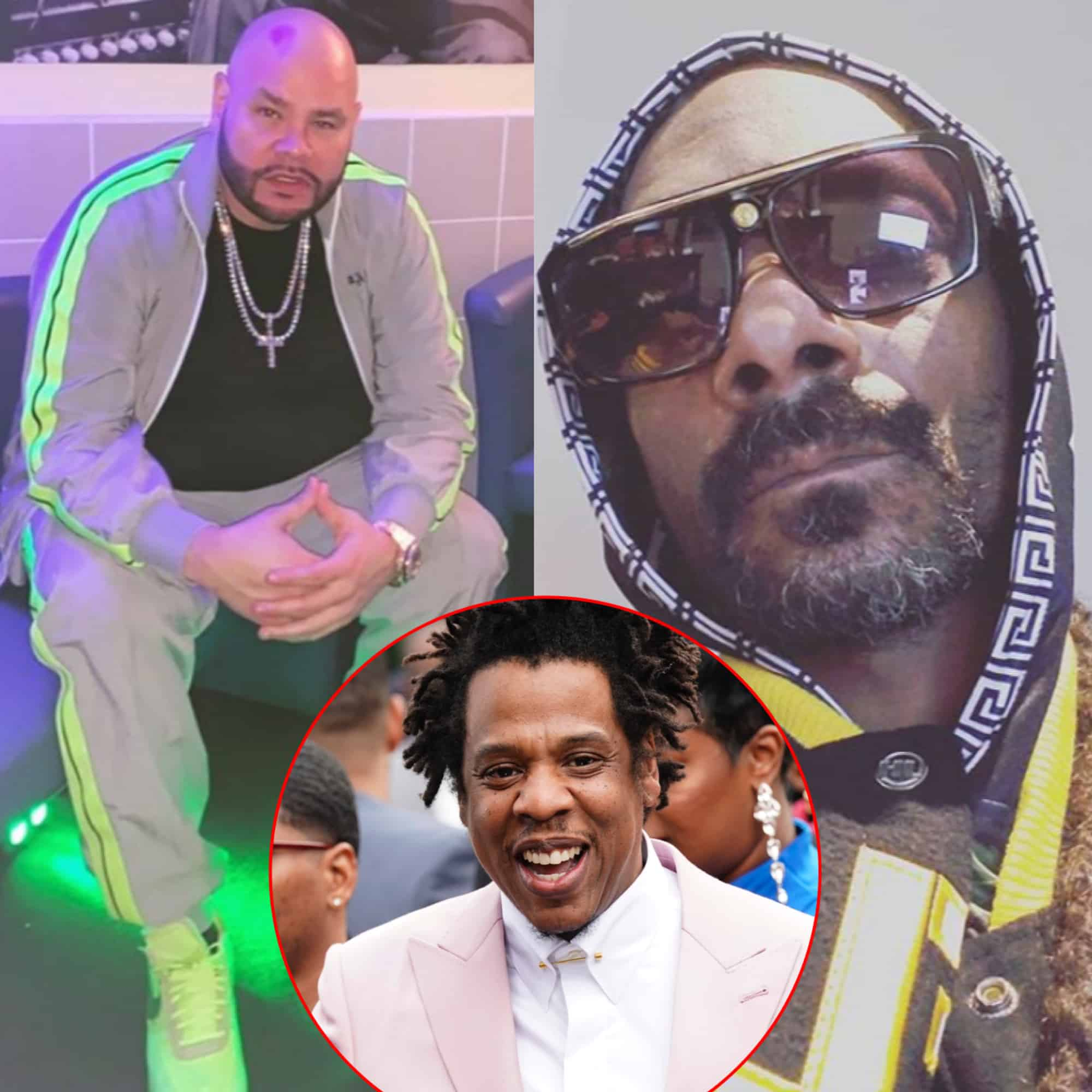 Snoop Dogg and Fat Joe had a recent discussion of the recent battles and Snoop Dogg says he could see himself going against Jay-Z.