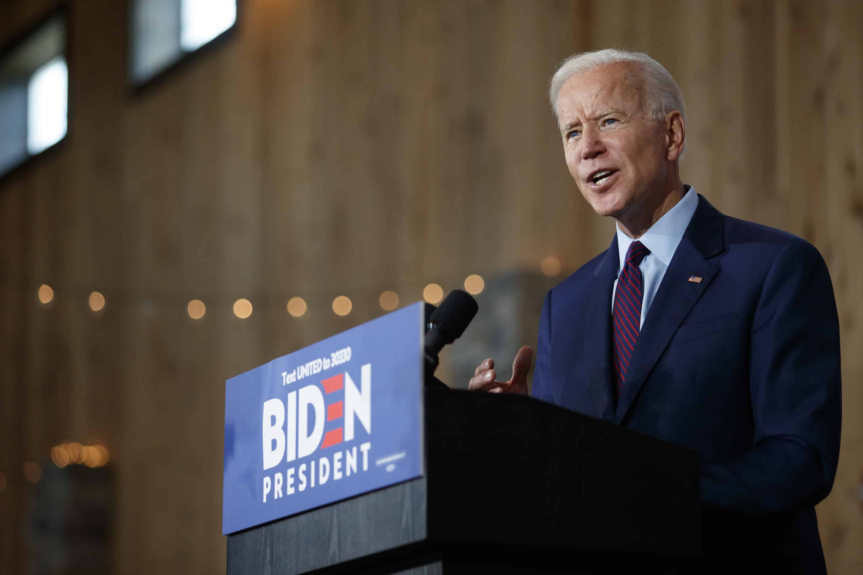 Presidential candidate Joe Biden denied sexually assaulting former Senate aide Tara Reade back in 1993 while she worked in his office.