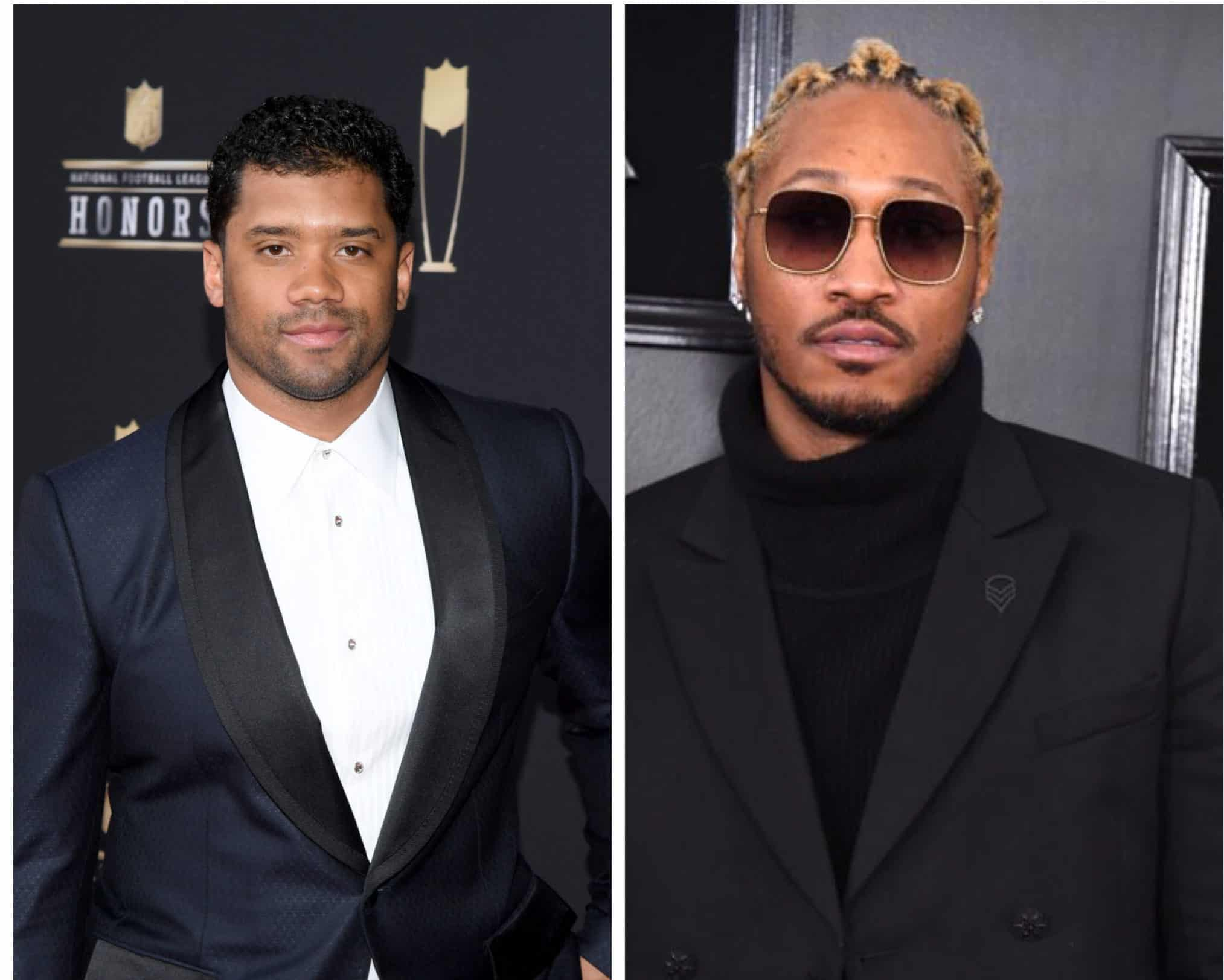 Russell Wilson and Future