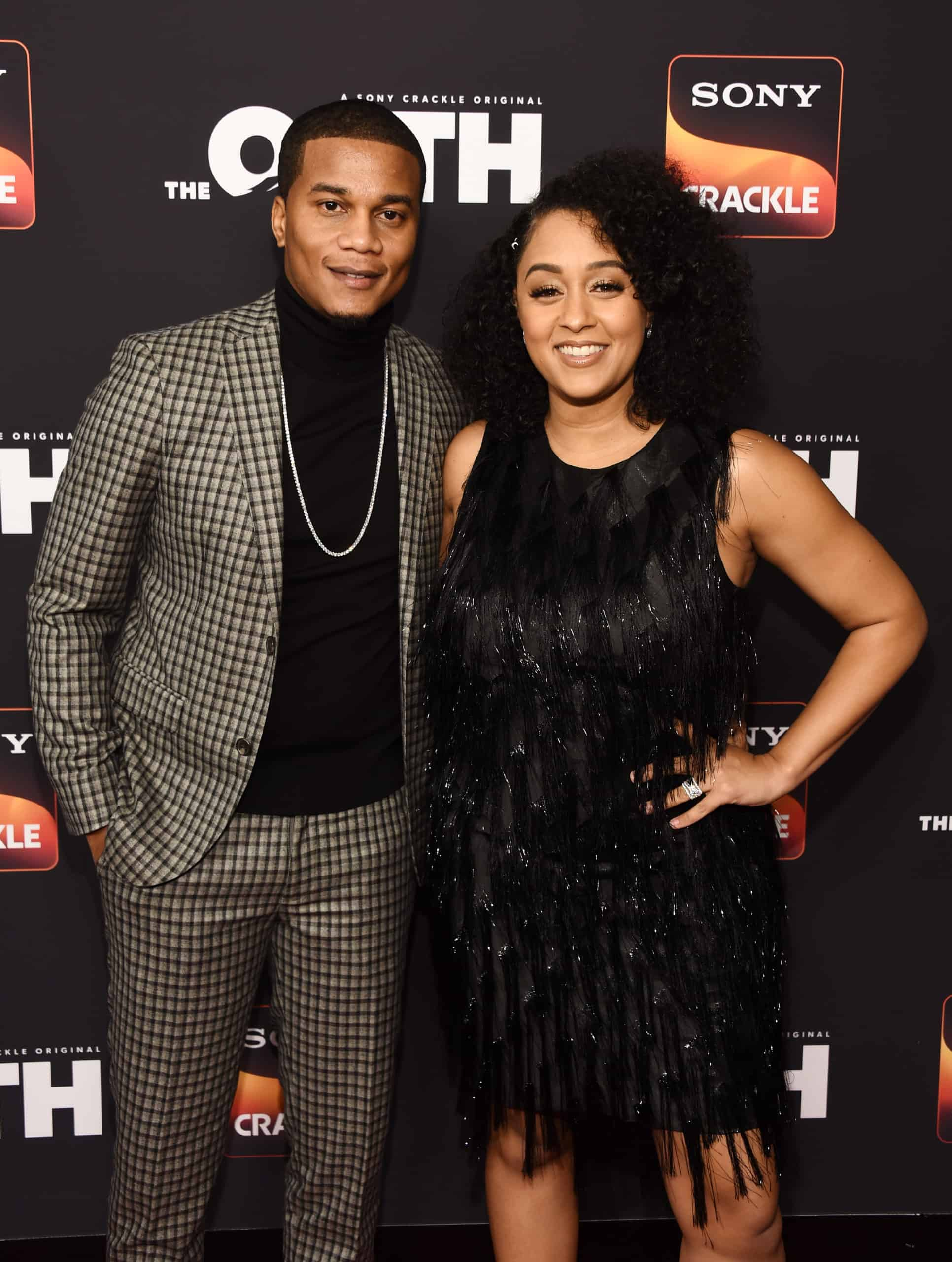 Tia Mowry-Hardrict Schedules Intercourse With Husband Cory Hardrict