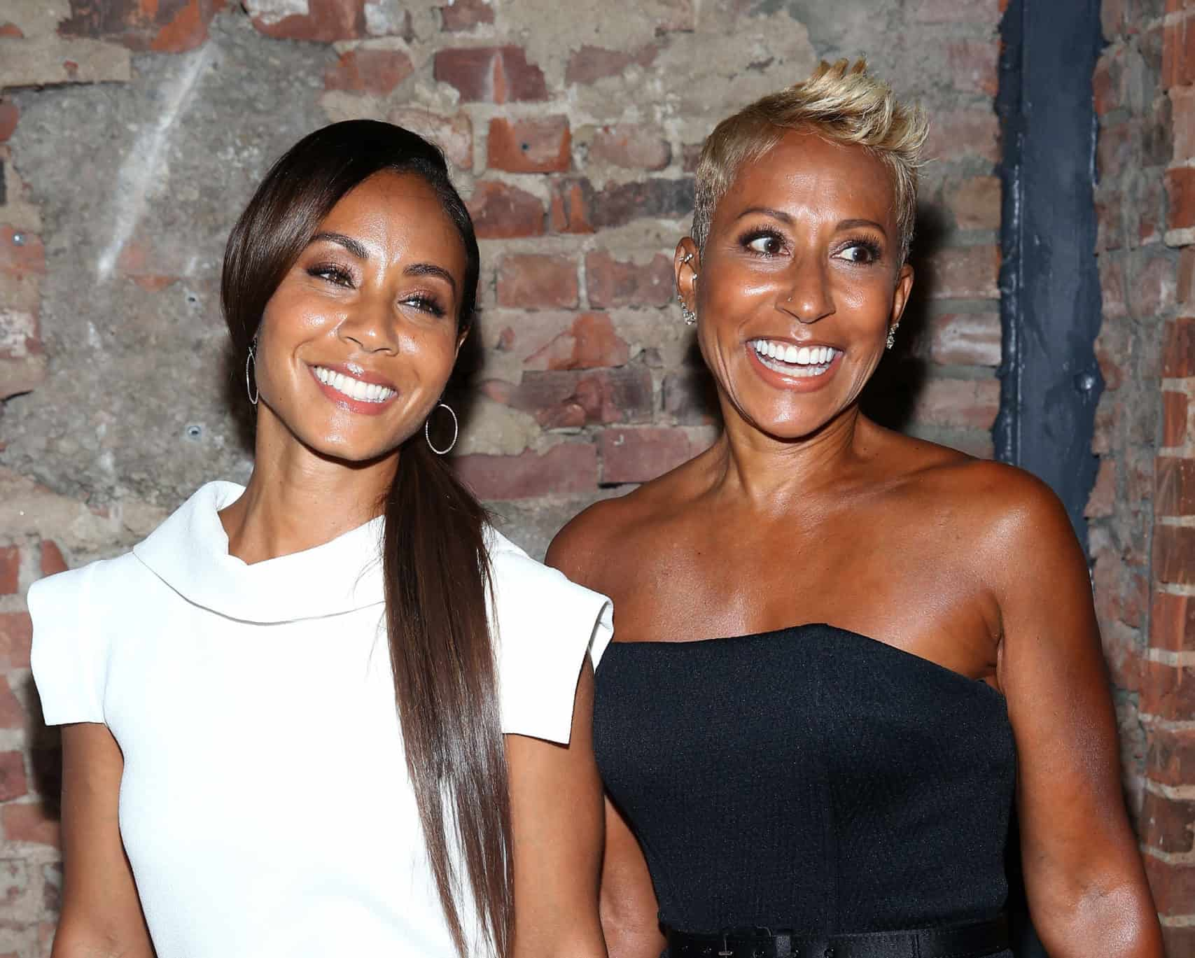 Jada Pinkett Smith's Mother Reveals She Had Non-Consensual Sex In Her Marriage To Jada's Father