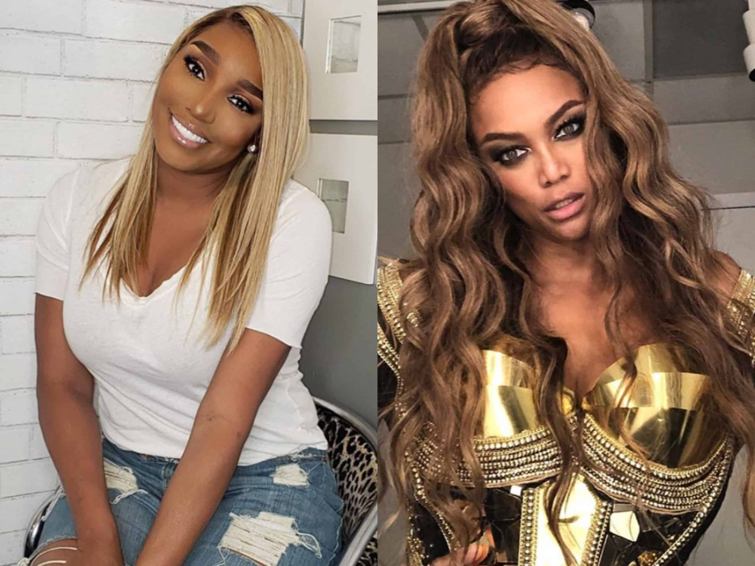 """Tyra Banks Addresses Rumors That She Banned """"Housewives"""" From """"Dancing With The Stars"""" After NeNe Leakes Called Her Out"""