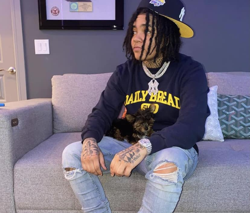 Young MA was arrested, charged with reckless driving in Atlanta and released shortly after the accident