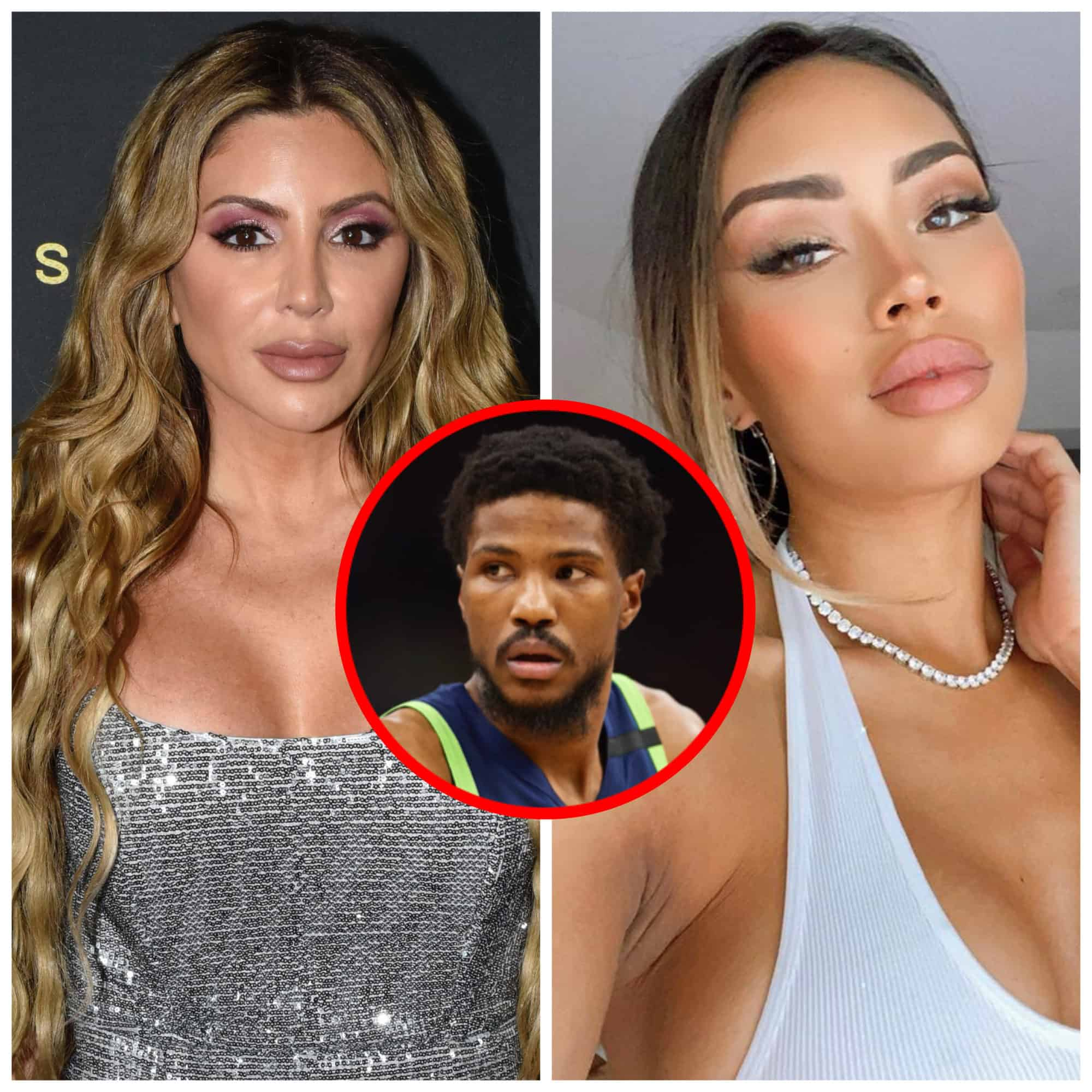 Oop! Larsa Pippen Responds To Montana Yao, Tells Montana The 'Truth' About Her Husband Malik Beasley – The Shade Room