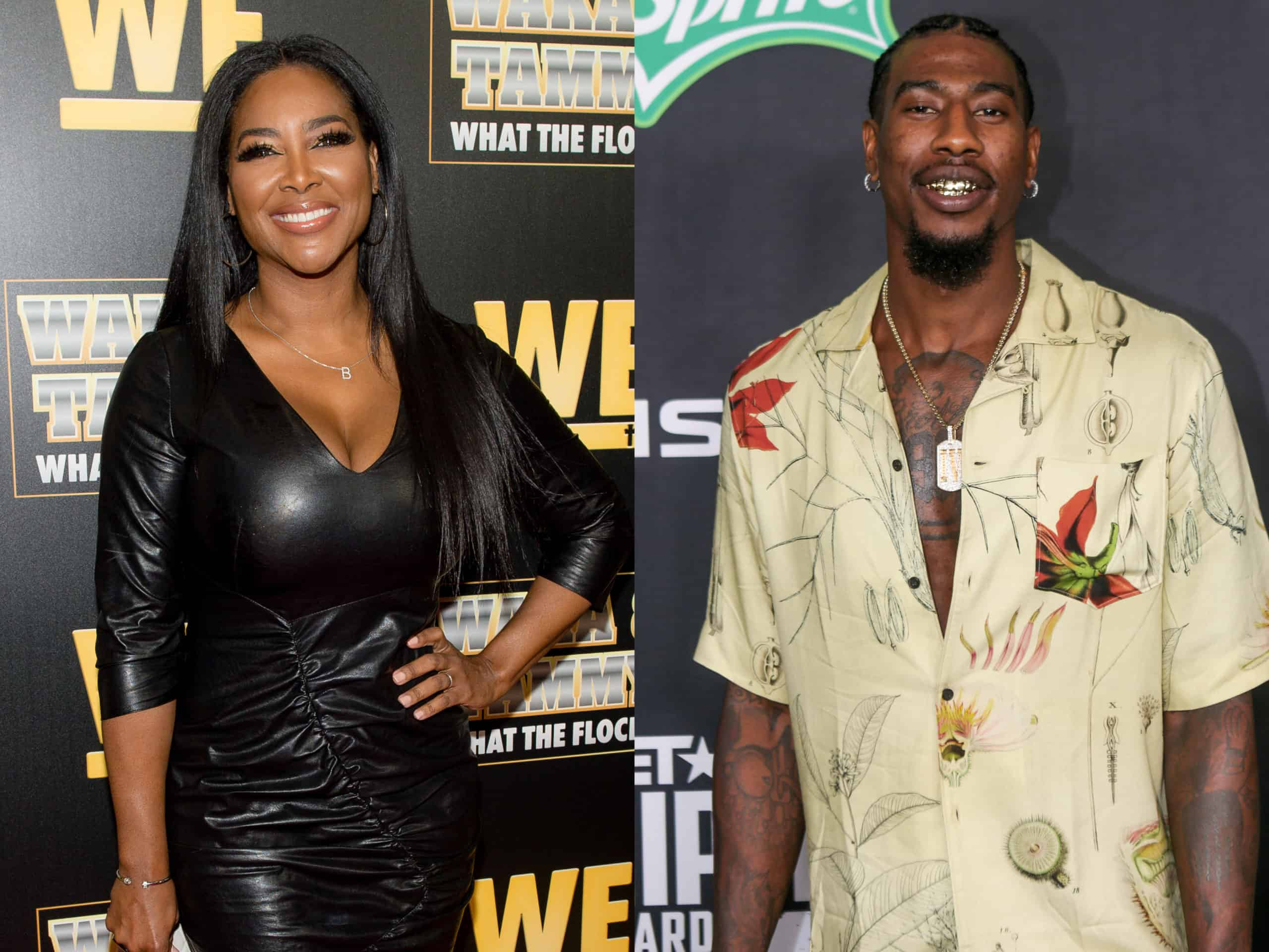 """Kenya Moore and Iman Shumpert have been named as cast members for the 30th season of the show """"Dancing With The Stars."""""""