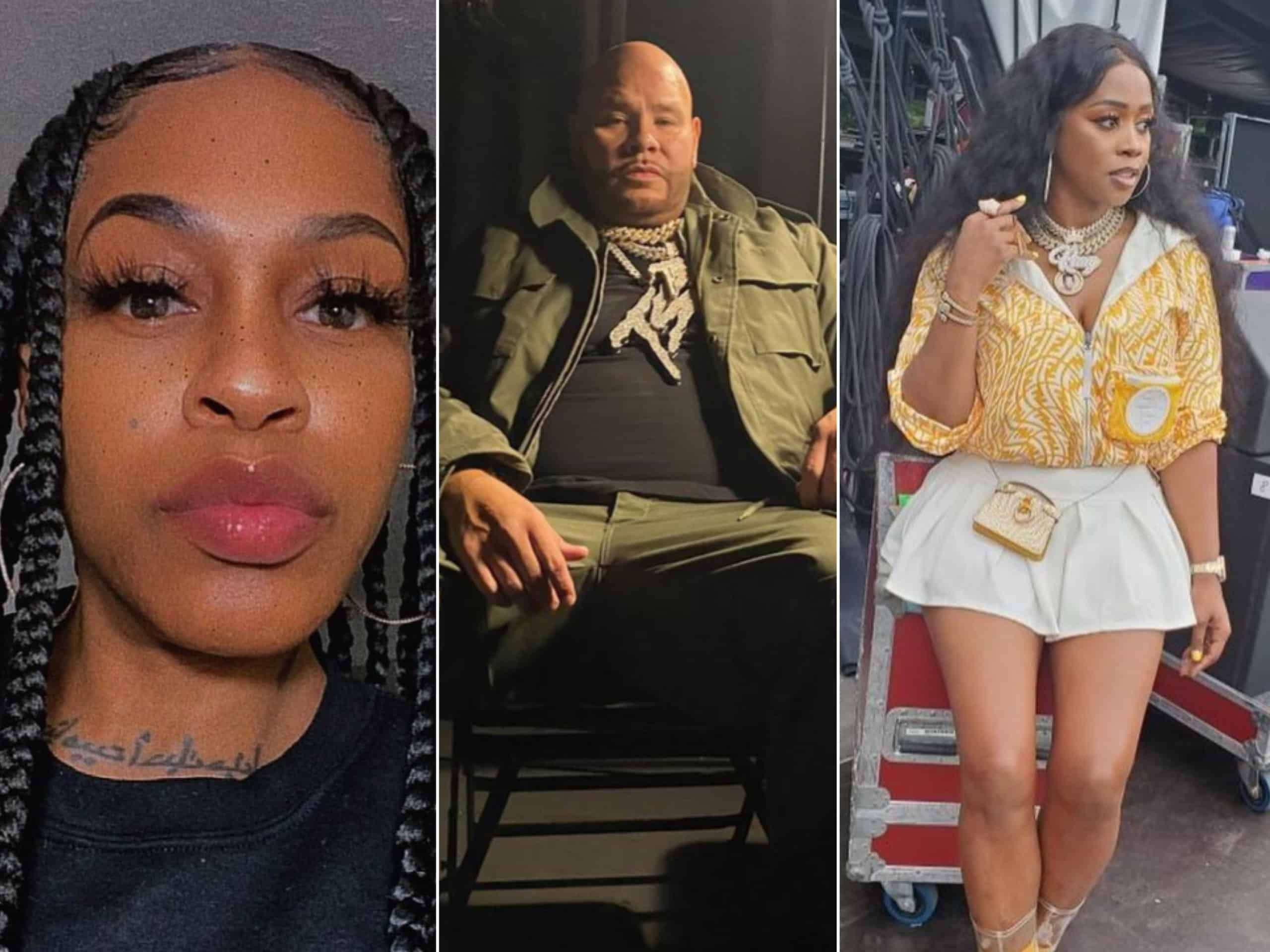 Lil Mo called Fat Joe out for a genuine apology after his comment during Verzuz battle and Remy Ma jumped in to defend him.
