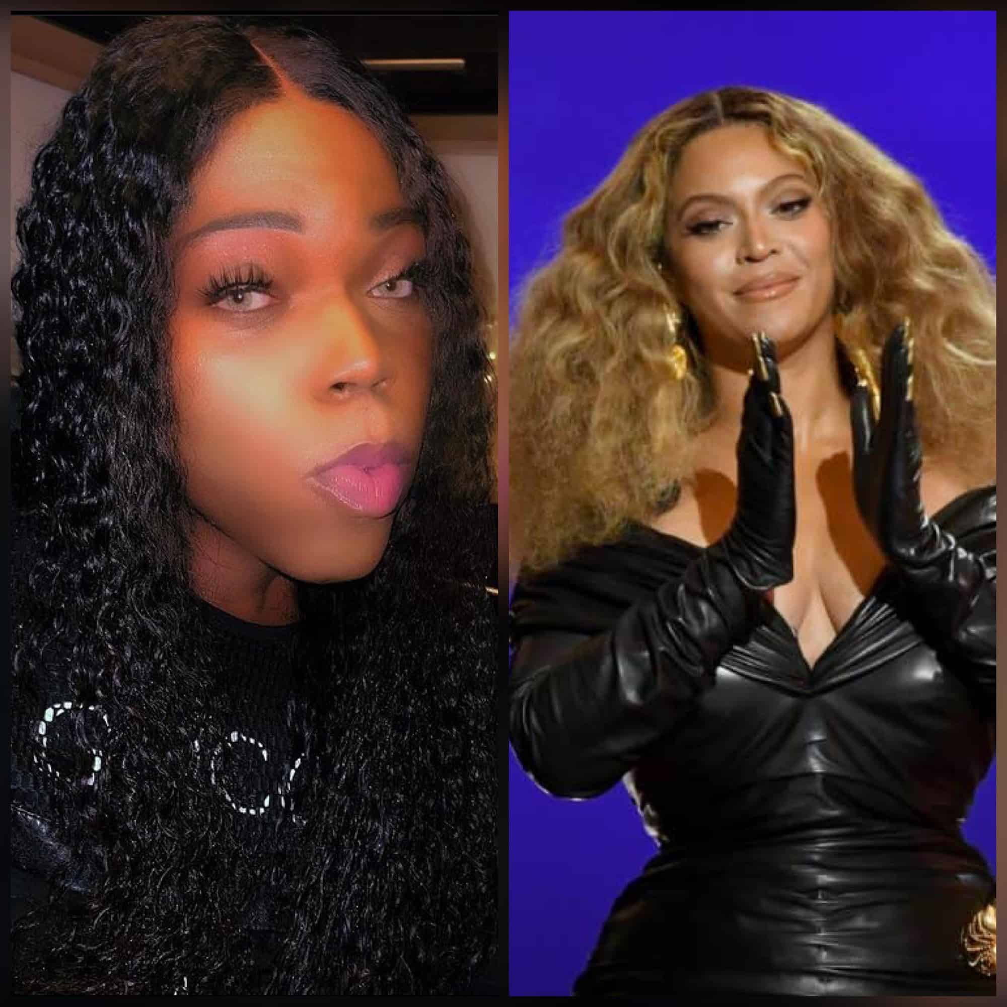 Rolling Ray and Beyonce