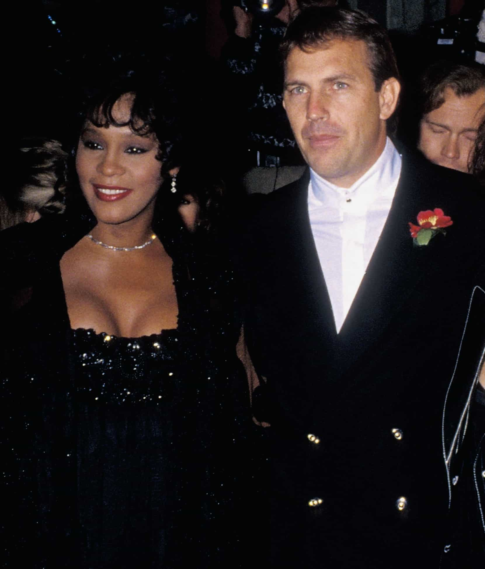 Whitney Houston and Kevin Costner - The Bodyguard