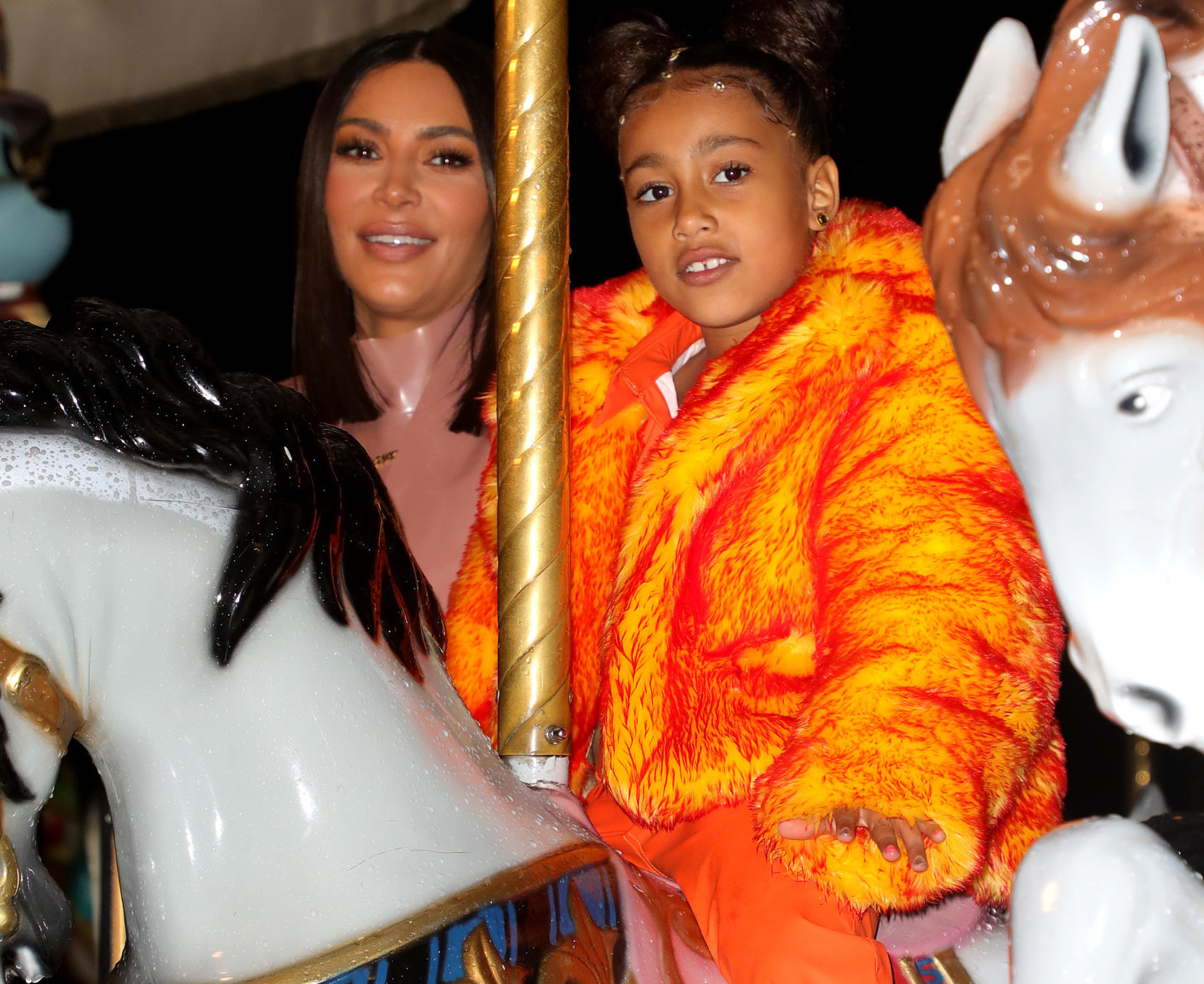 Kim Kardashian shares that North West calls their home ugly every time she is upset after they get into a disagreement.