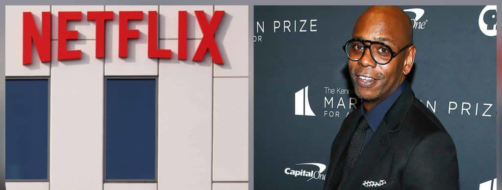 Transgender Employees At Netflix Reportedly Plan To Walkout On October 20th In Protest Of Dave Chappelle Stand-Up Special