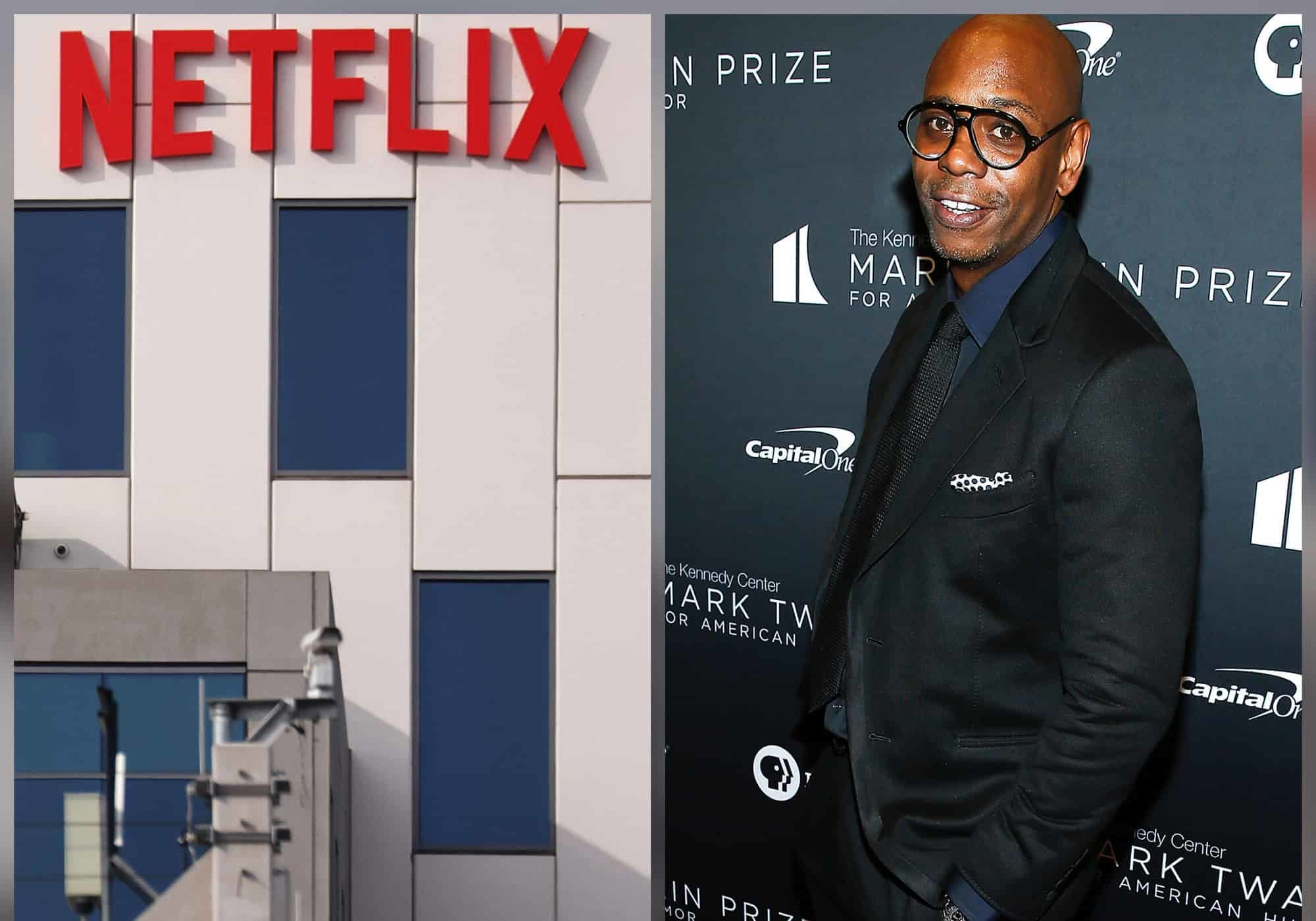 Netflix and Dave Chappelle